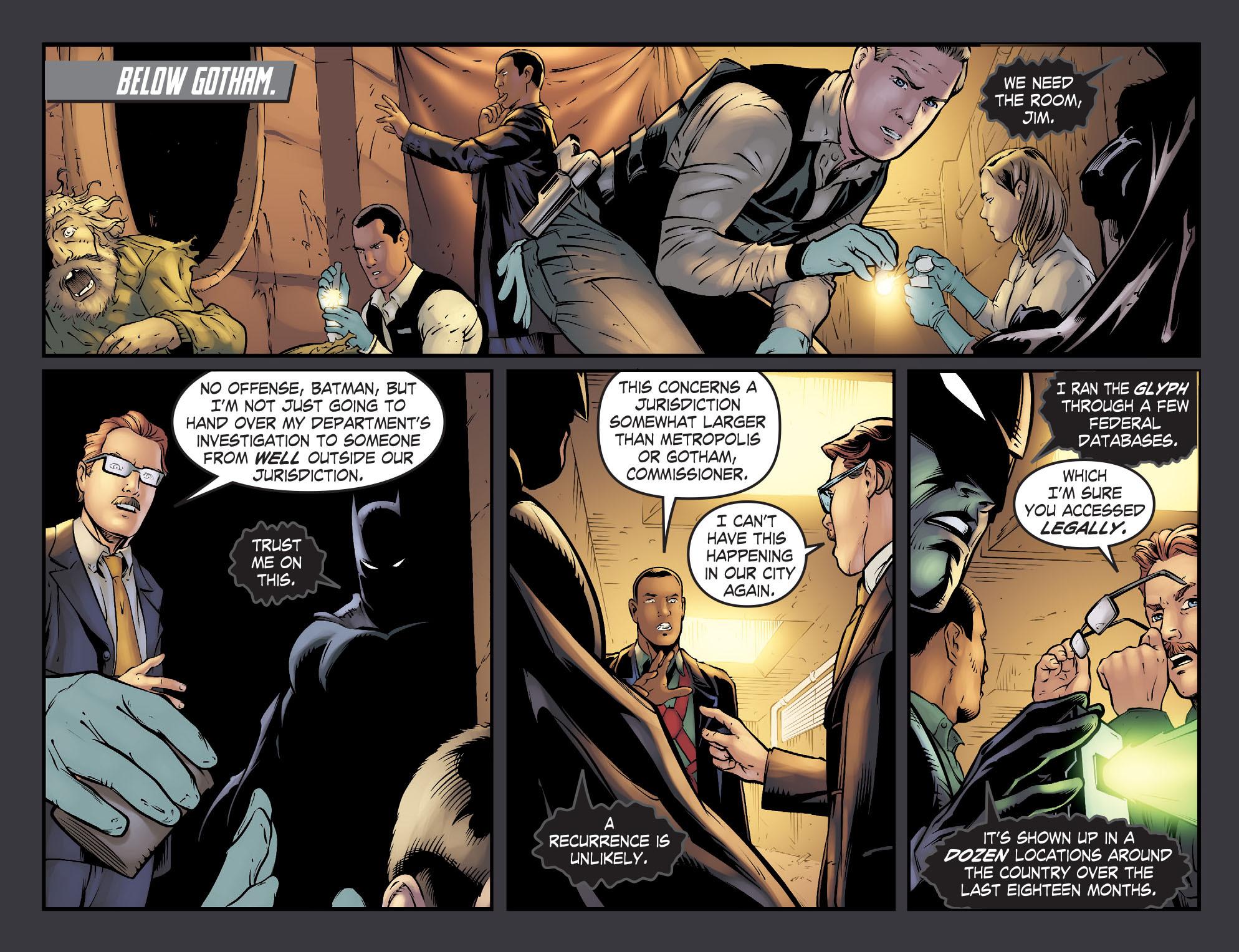 Read online Smallville: Season 11 comic -  Issue #32 - 9