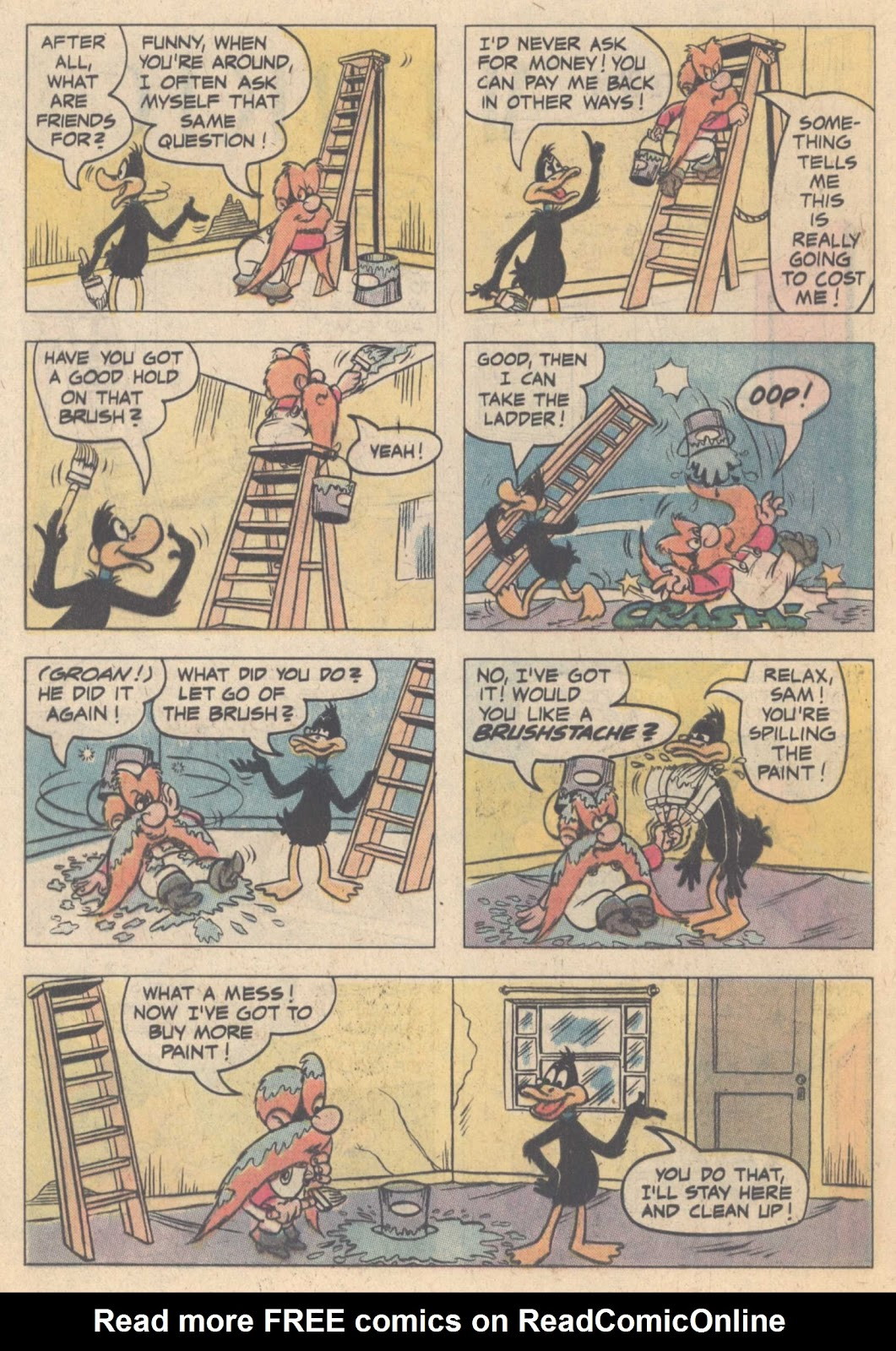 Yosemite Sam and Bugs Bunny issue 45 - Page 28