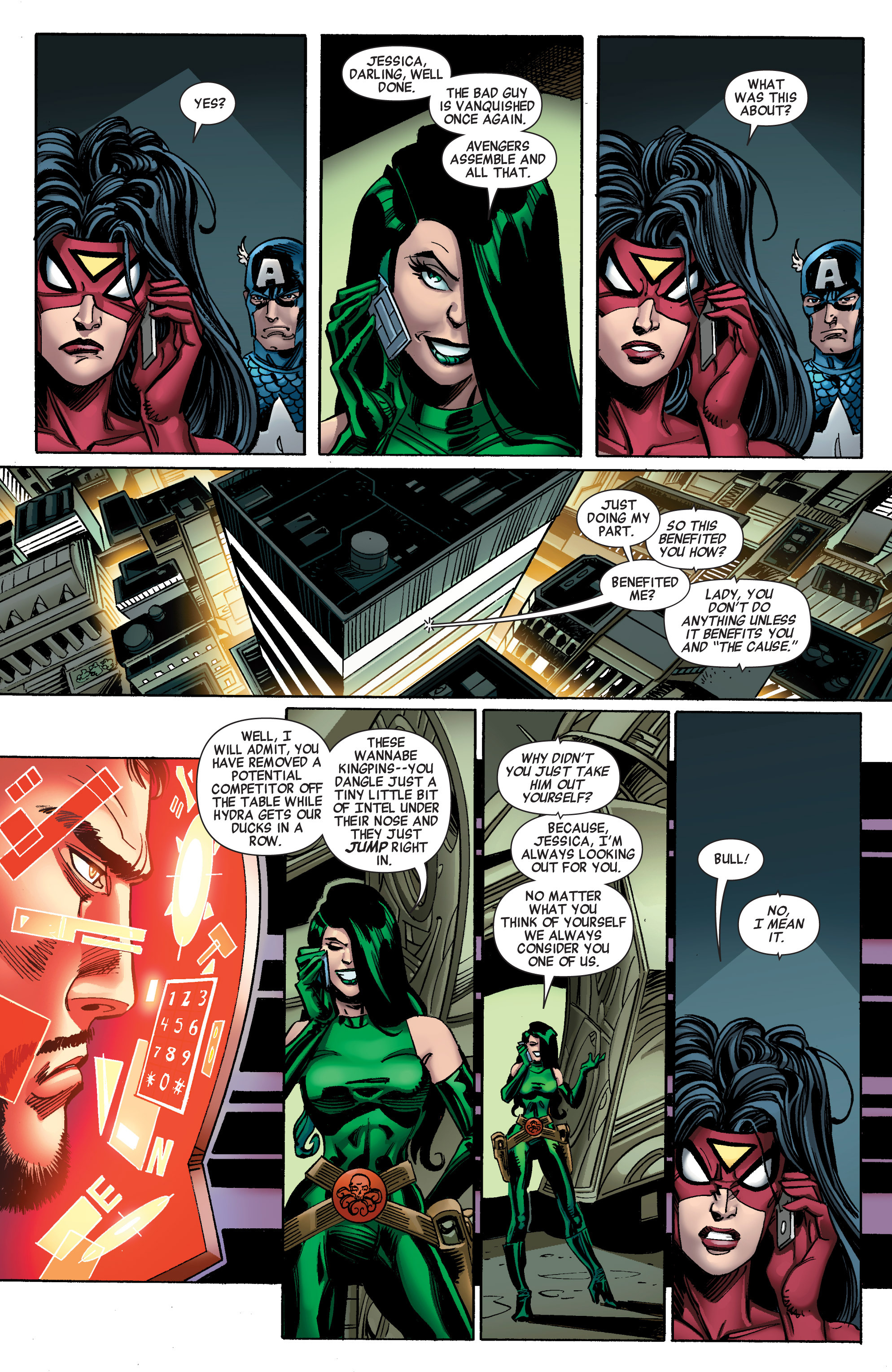 Read online Avengers (2010) comic -  Issue #30 - 19