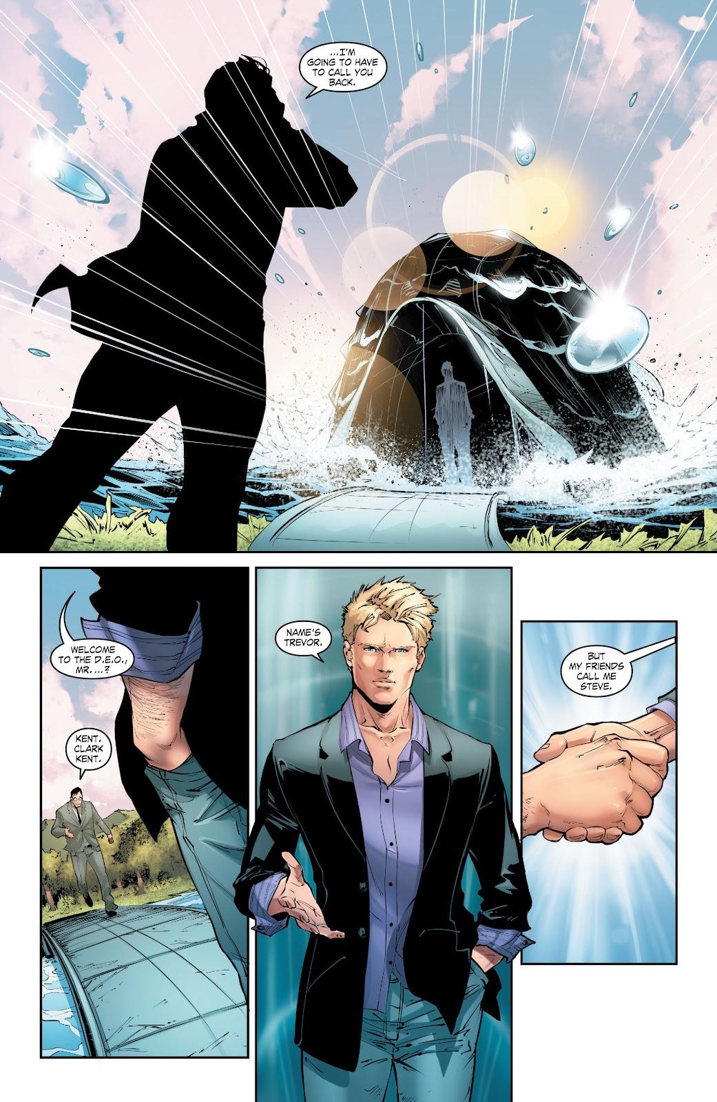 Read online Smallville Season 11 [II] comic -  Issue # TPB 5 - 26