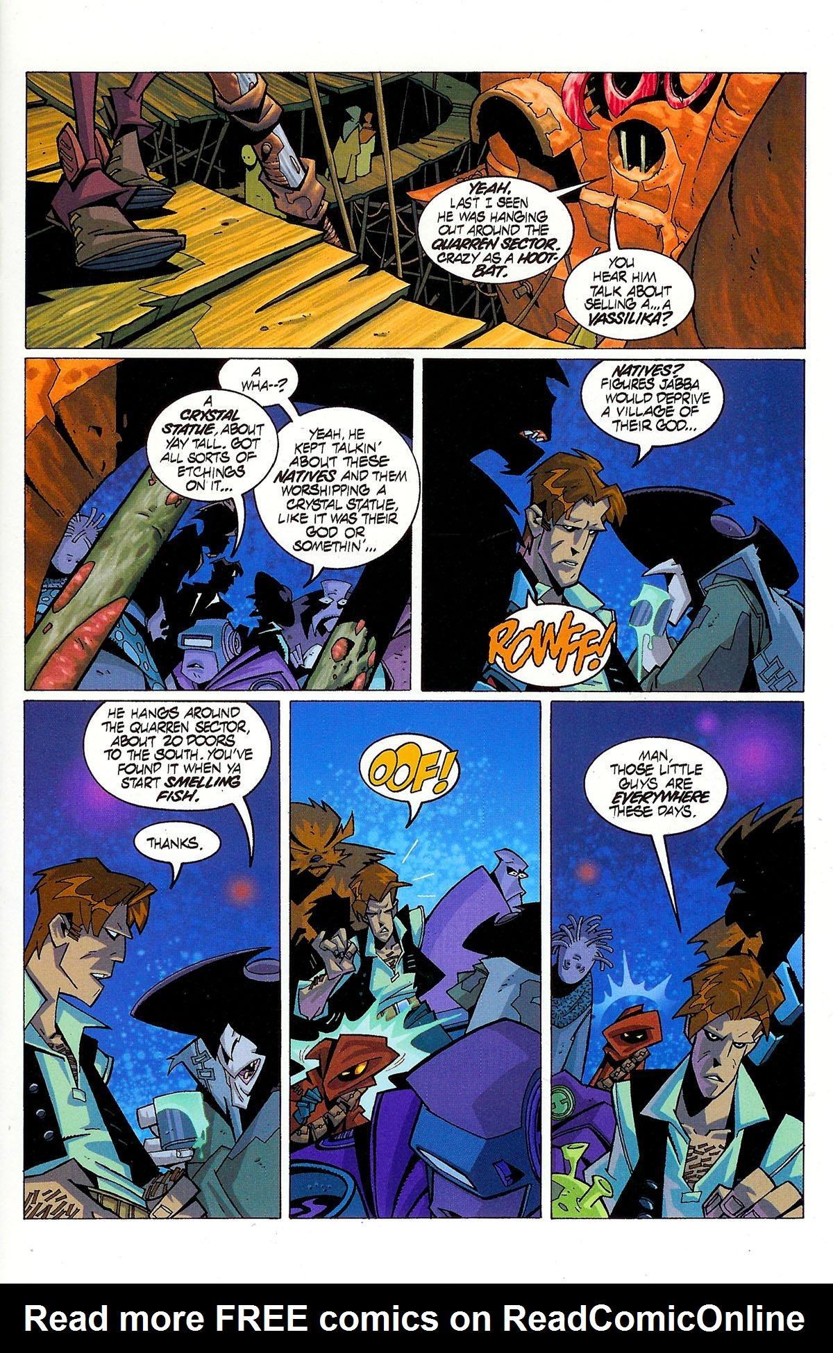 Read online Star Wars Omnibus comic -  Issue # Vol. 12 - 124