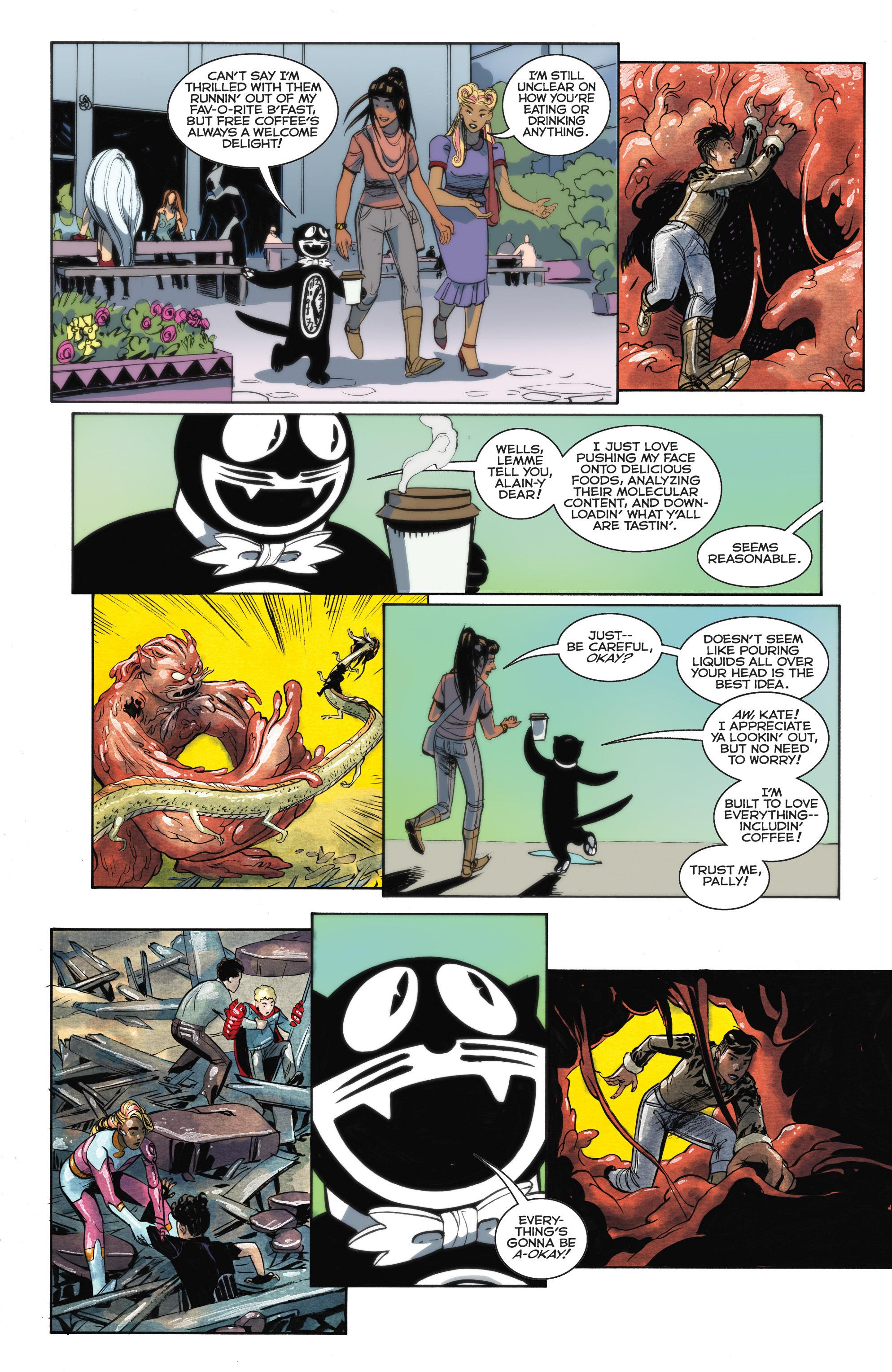 Read online Shutter comic -  Issue #28 - 6
