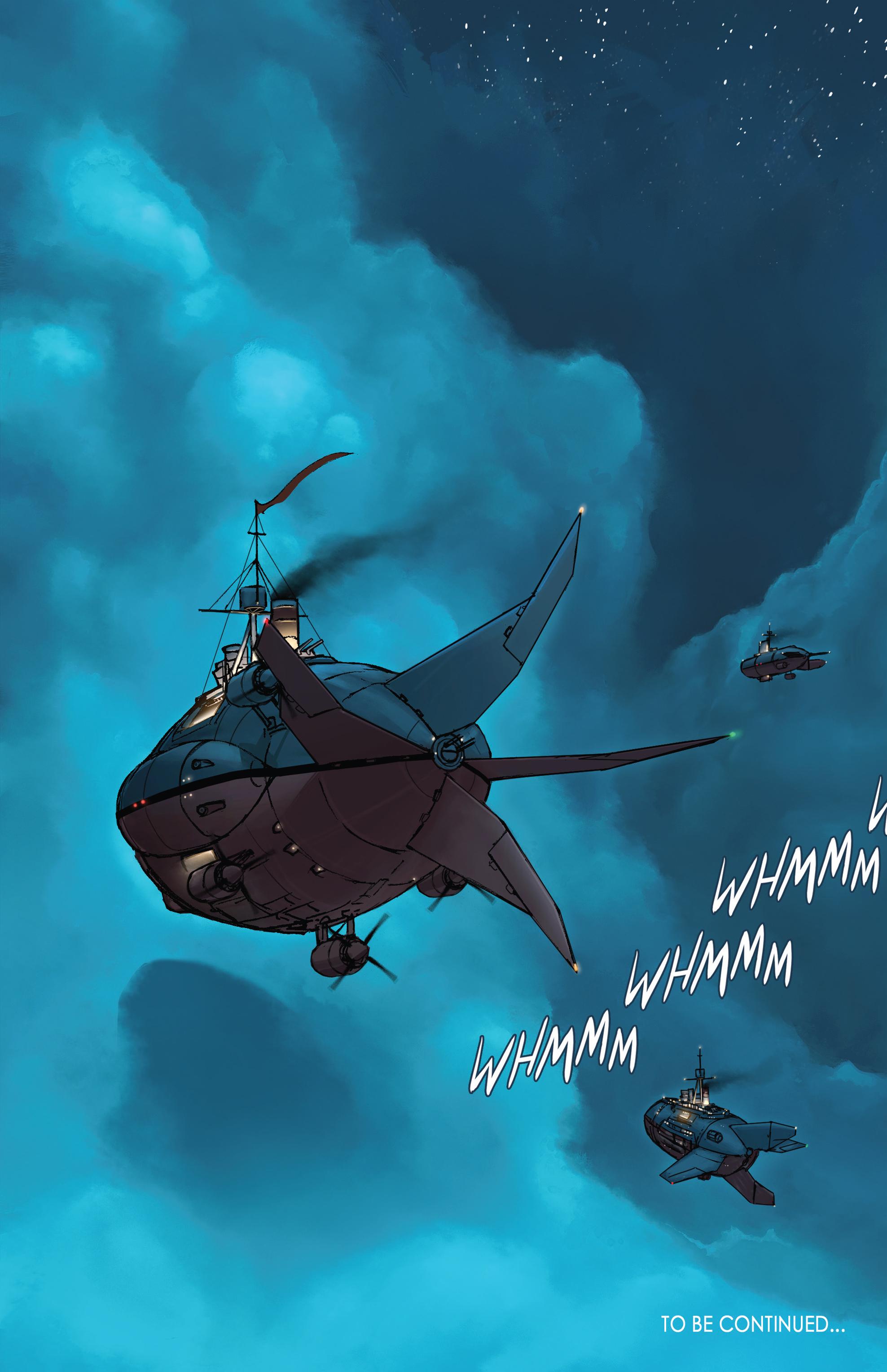 Read online Steam Wars: First Empire comic -  Issue #4 - 23