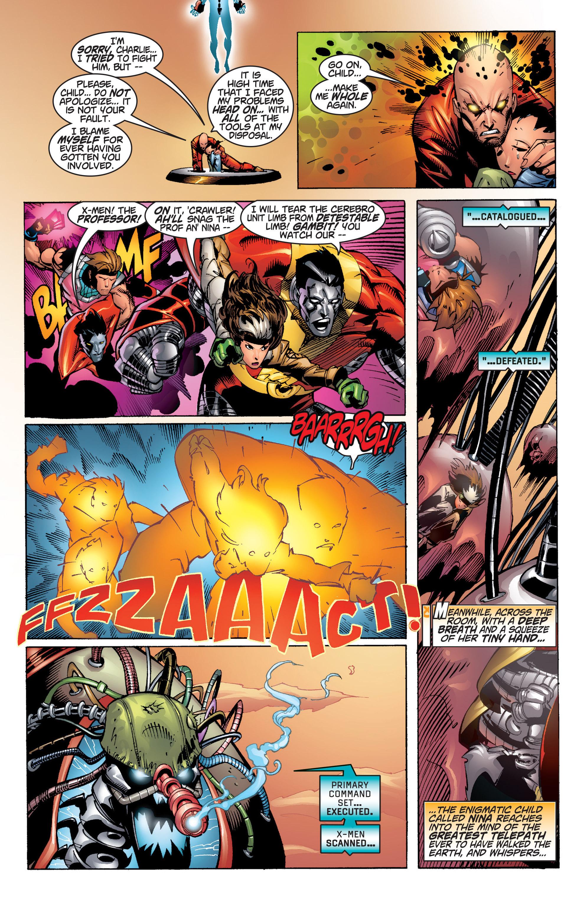 X-Men (1991) 84 Page 9