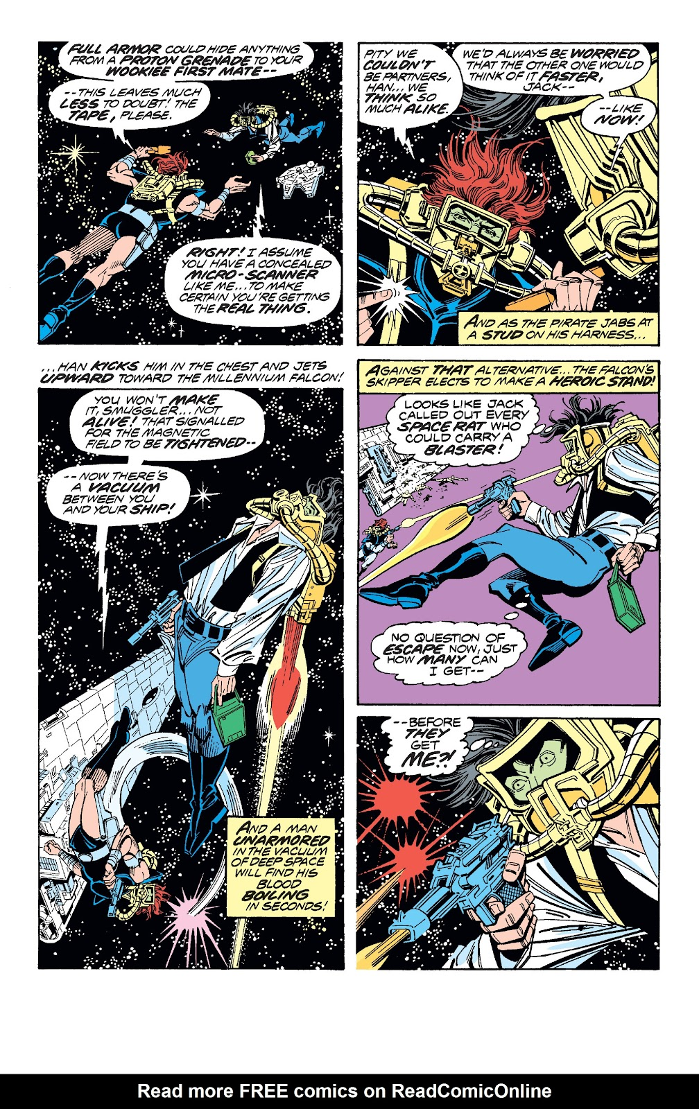 Read online Star Wars Legends: The Original Marvel Years - Epic Collection comic -  Issue # TPB 1 (Part 3) - 76