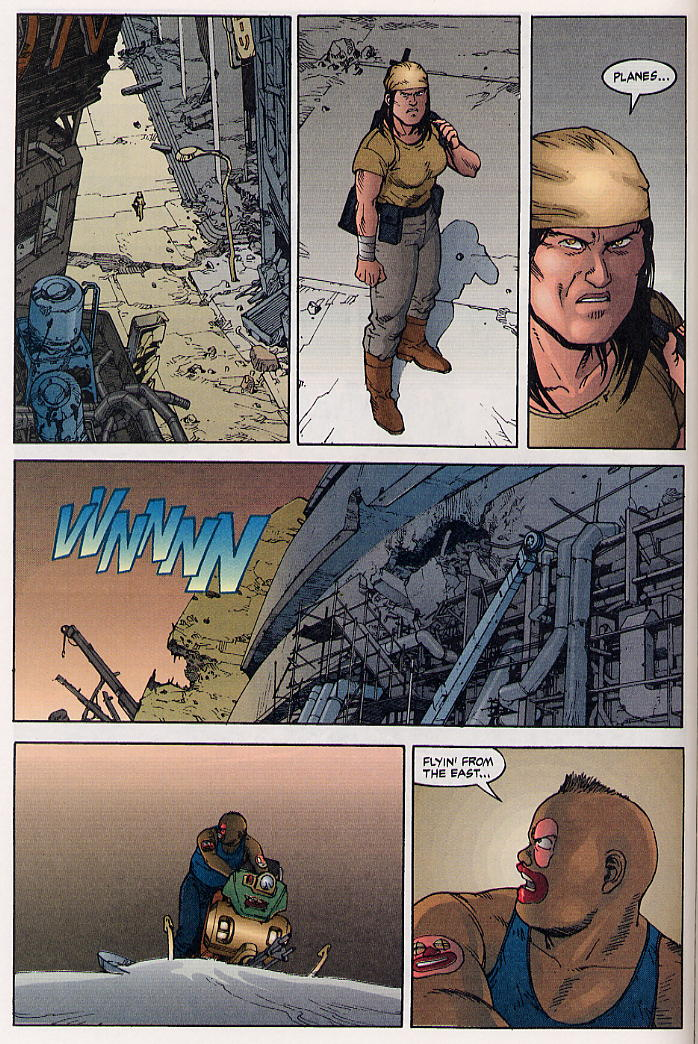 Read online Akira comic -  Issue #32 - 63