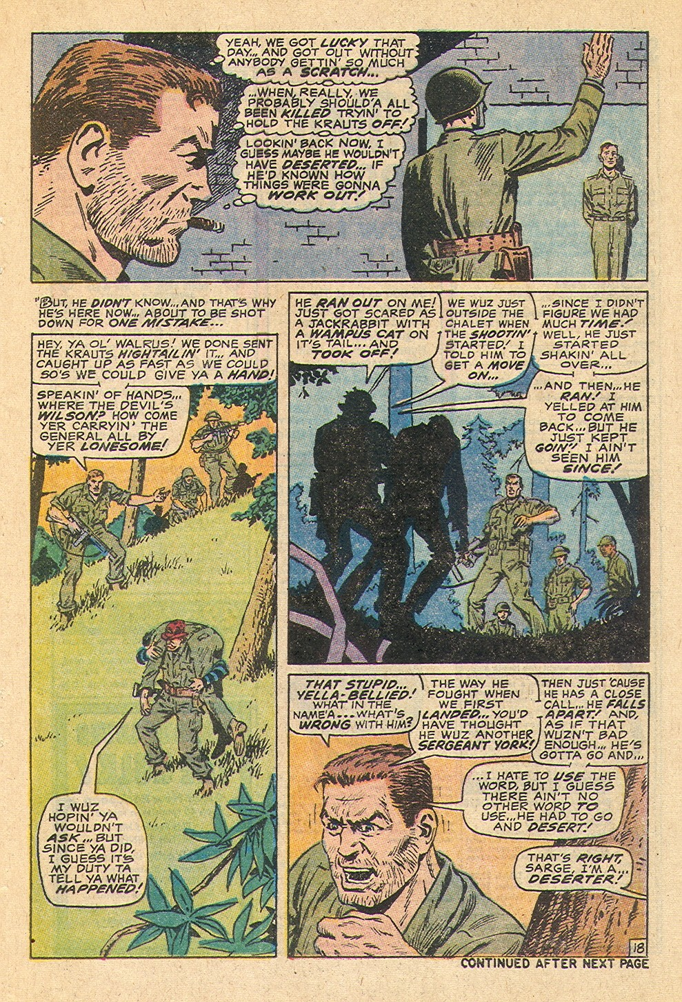 Read online Sgt. Fury comic -  Issue #75 - 25