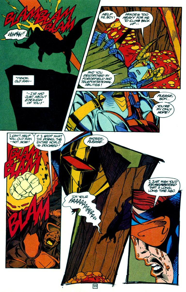 Read online Gunfire comic -  Issue #13 - 27