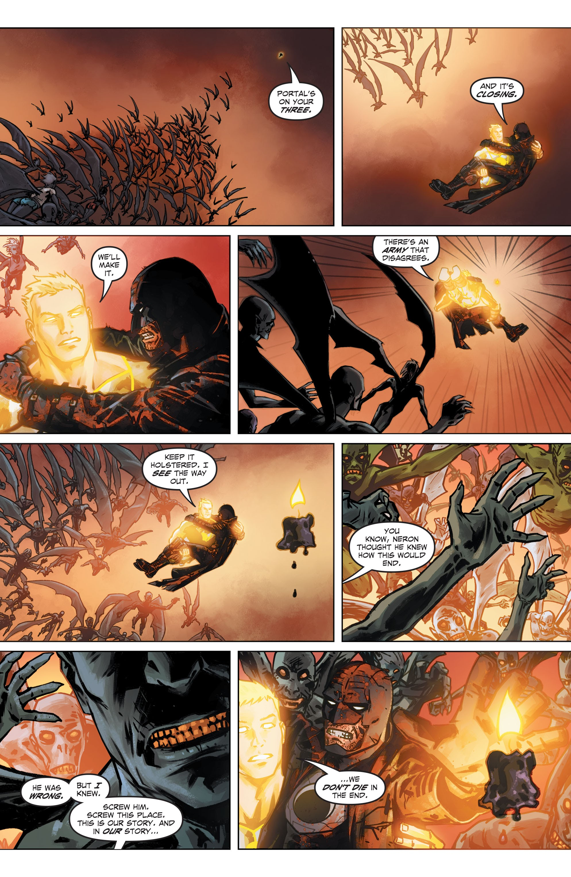 Midnighter and Apollo #_TPB #7 - English 127