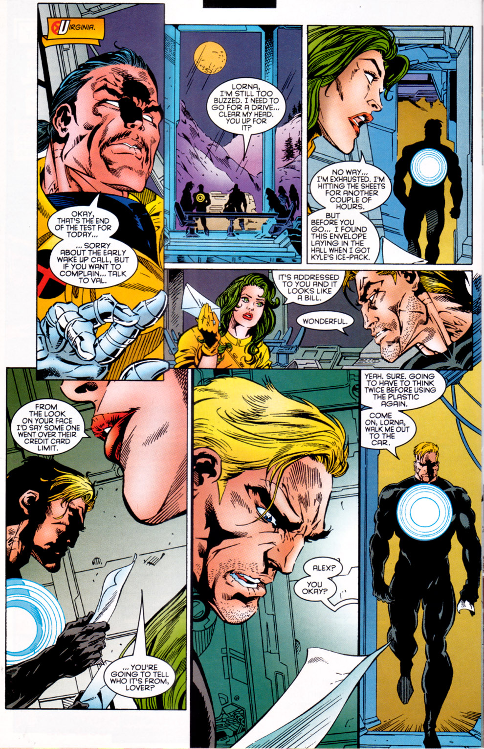 Read online X-Factor (1986) comic -  Issue #117 - 15