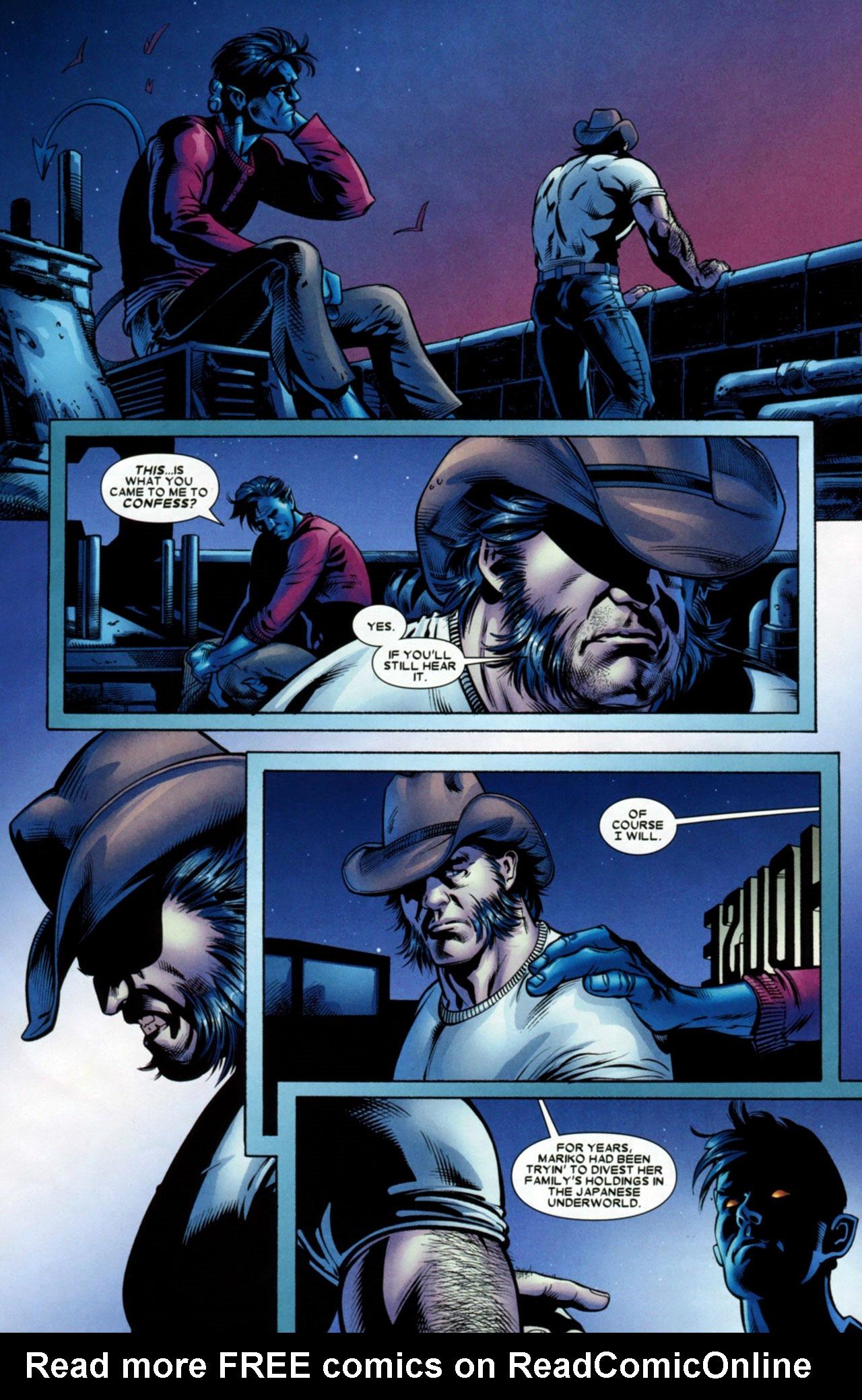 Read online Wolverine: Origins comic -  Issue #46 - 15