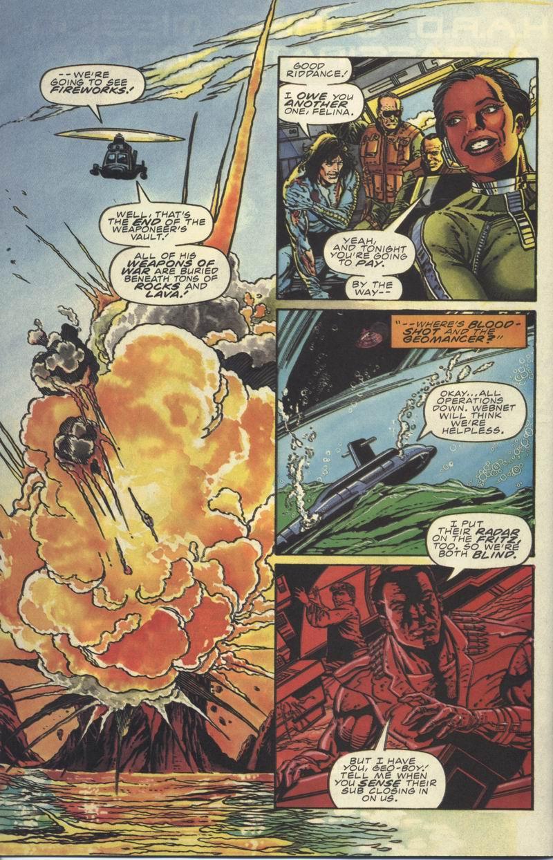 Read online Secret Weapons comic -  Issue #10 - 16