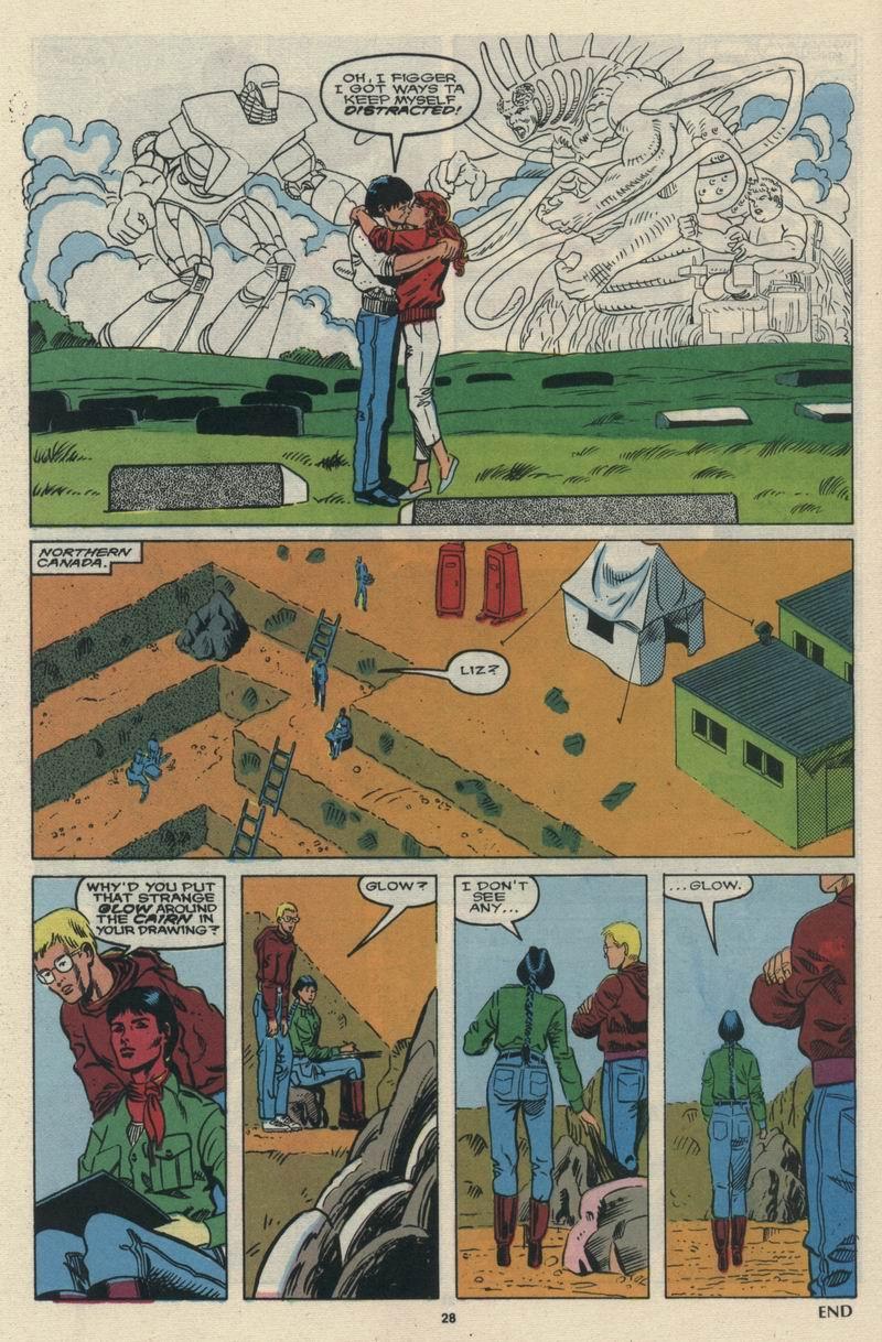 Read online Alpha Flight (1983) comic -  Issue #65 - 30