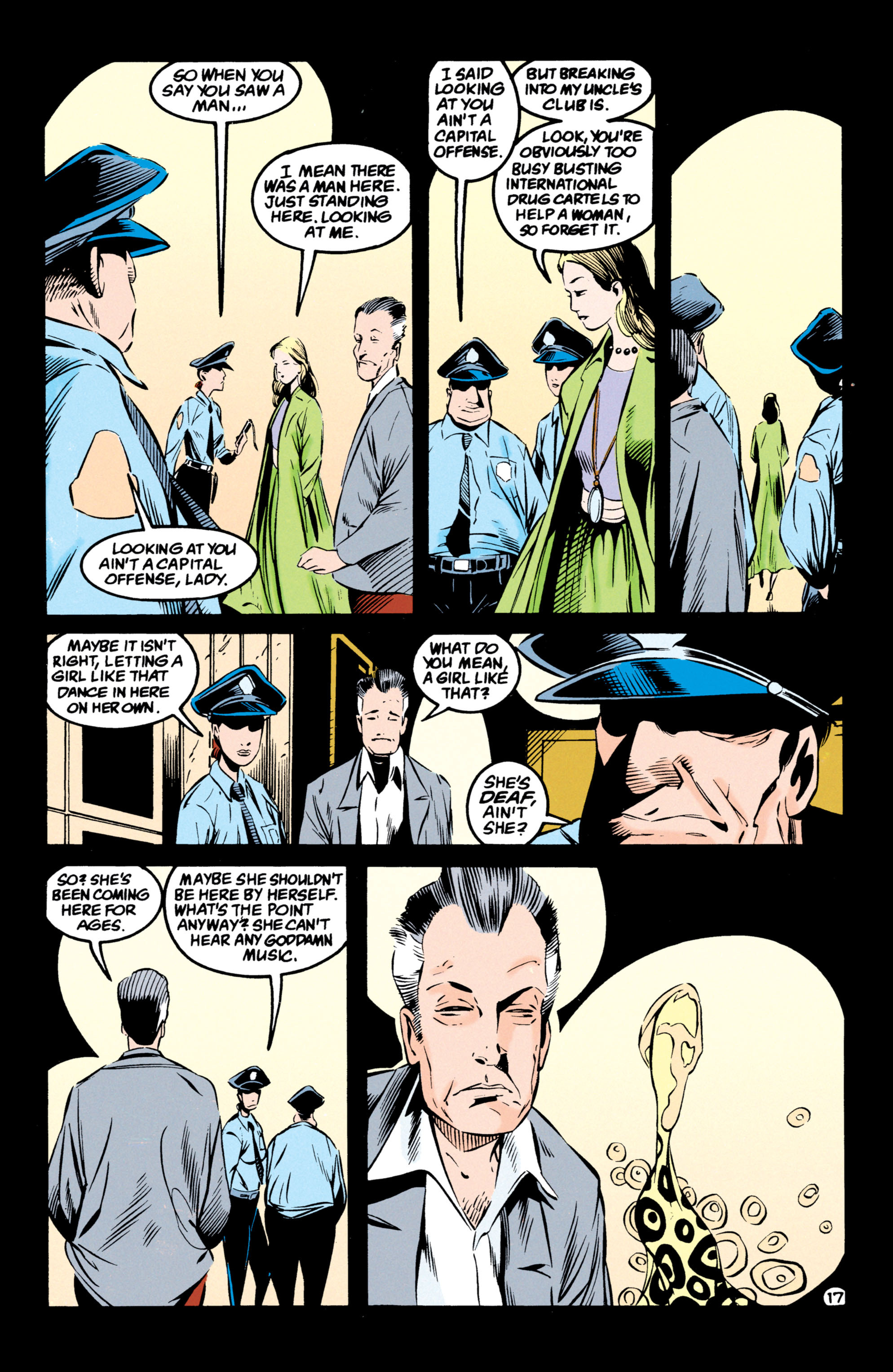 Read online Shade, the Changing Man comic -  Issue #54 - 18