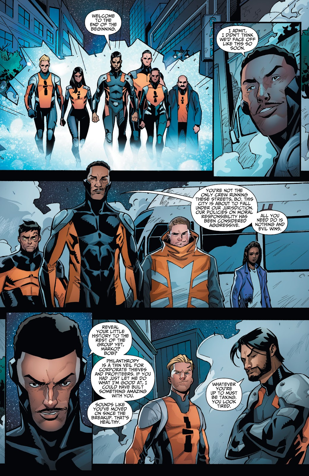Read online Incidentals comic -  Issue #16 - 8