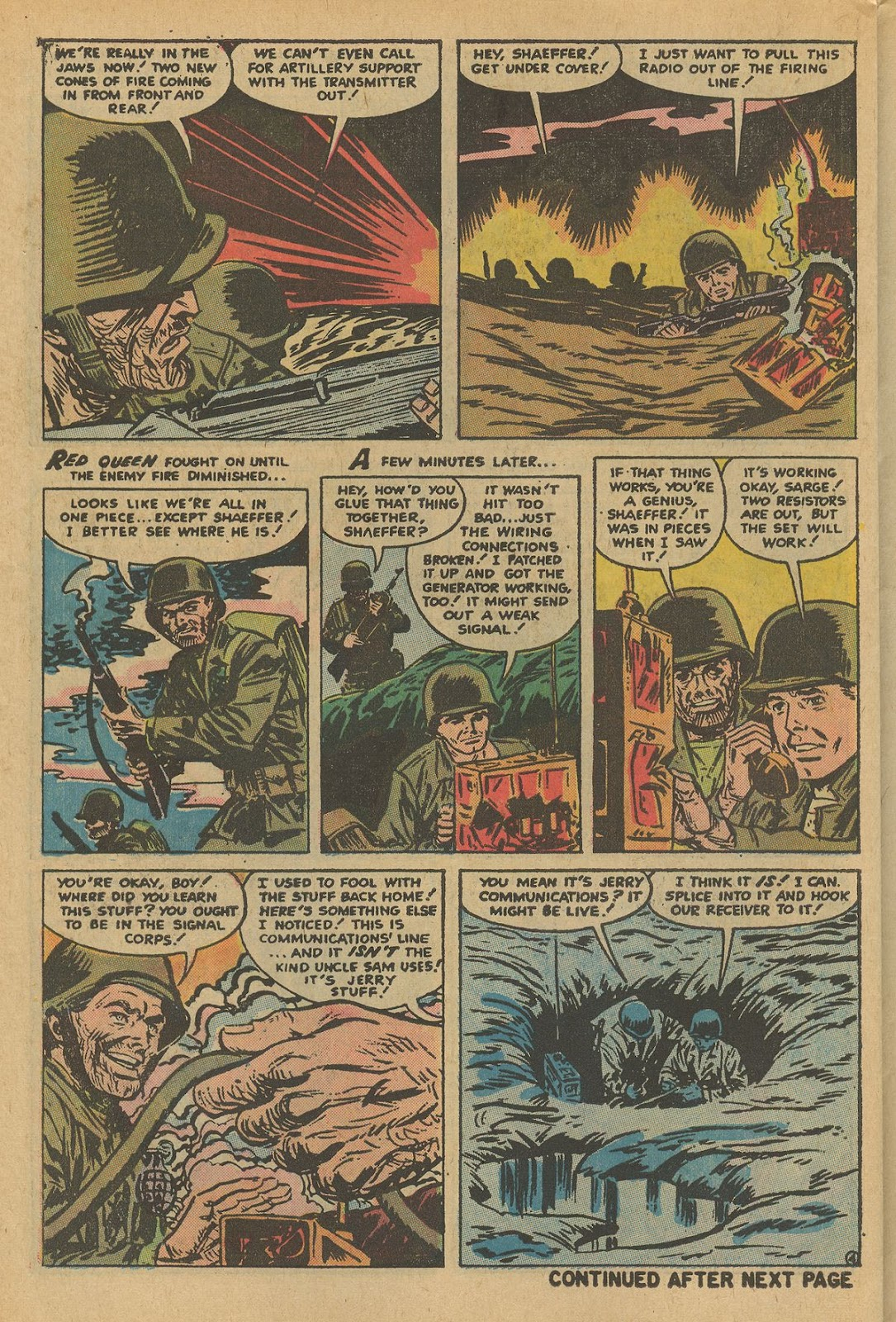 War Is Hell (1973) issue 5 - Page 30