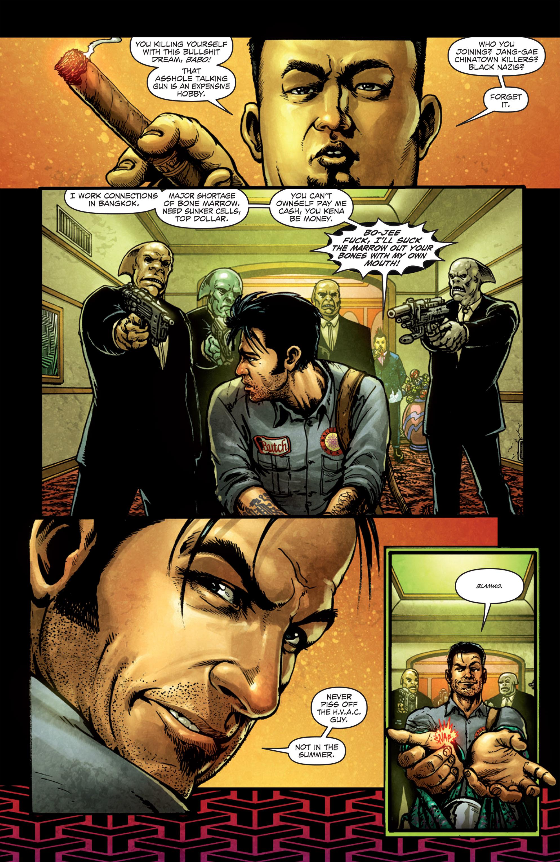 Read online Ballistic (2013) comic -  Issue #1 - 10