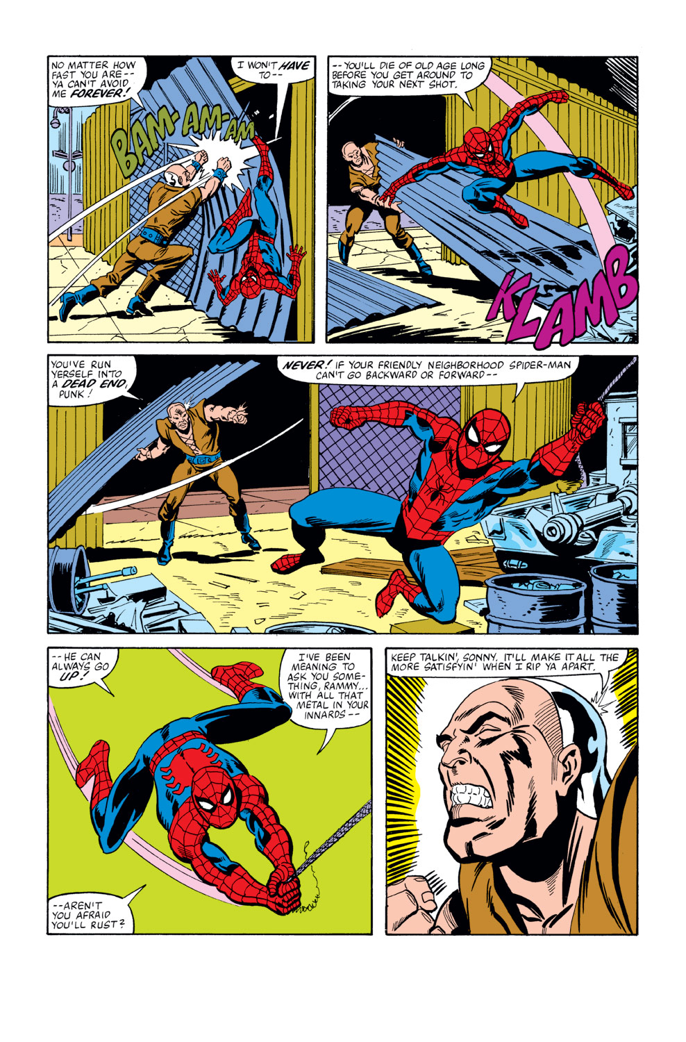 The Amazing Spider-Man (1963) 221 Page 17