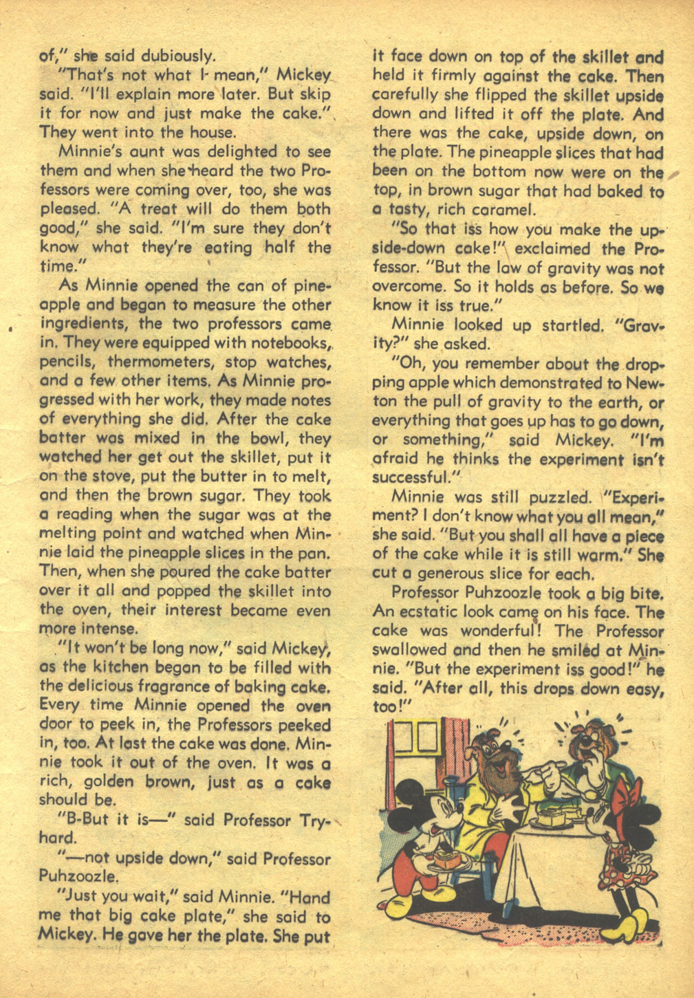 Walt Disney's Comics and Stories issue 103 - Page 35