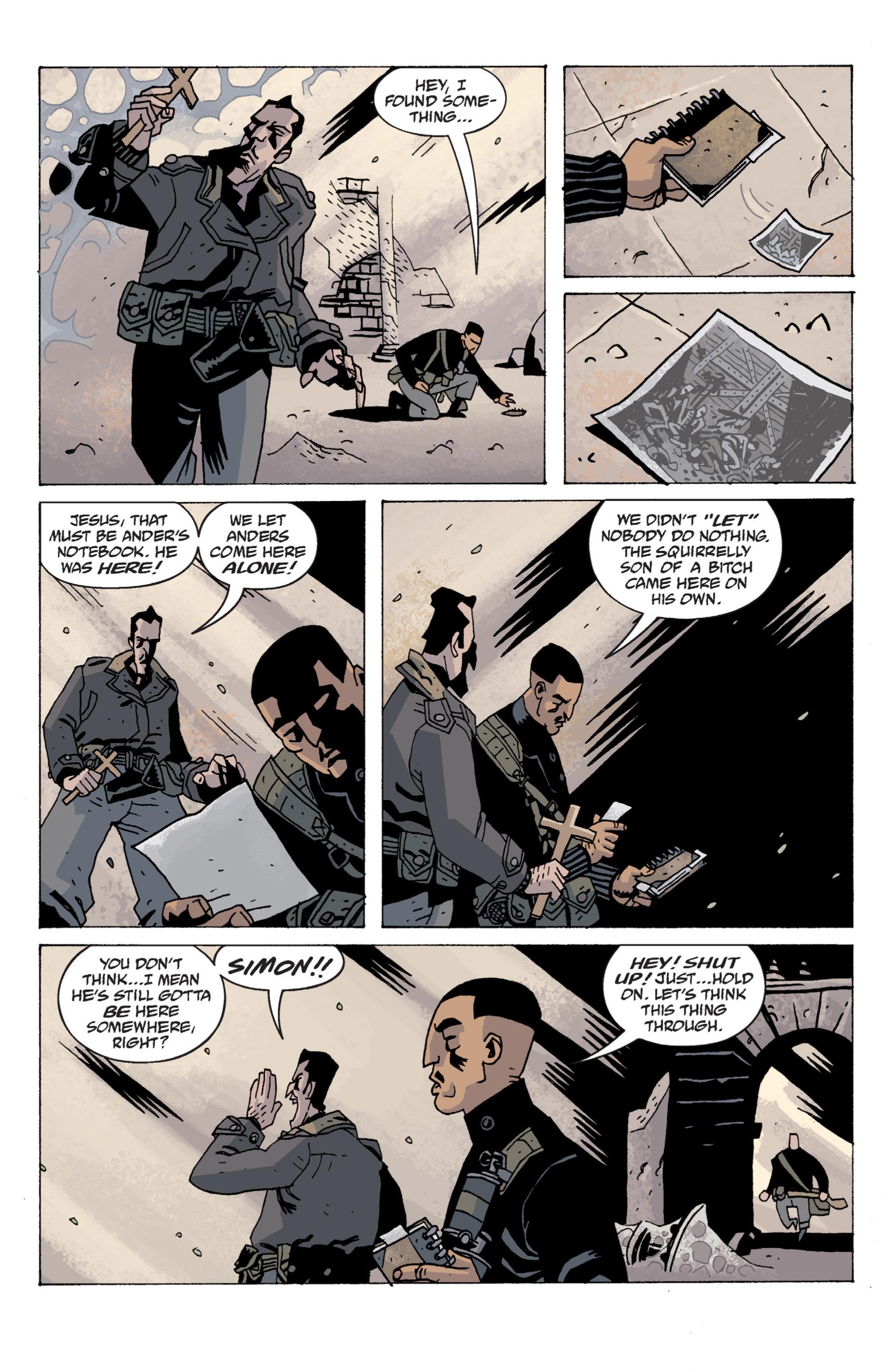 Read online B.P.R.D. (2003) comic -  Issue # TPB 13 - 55