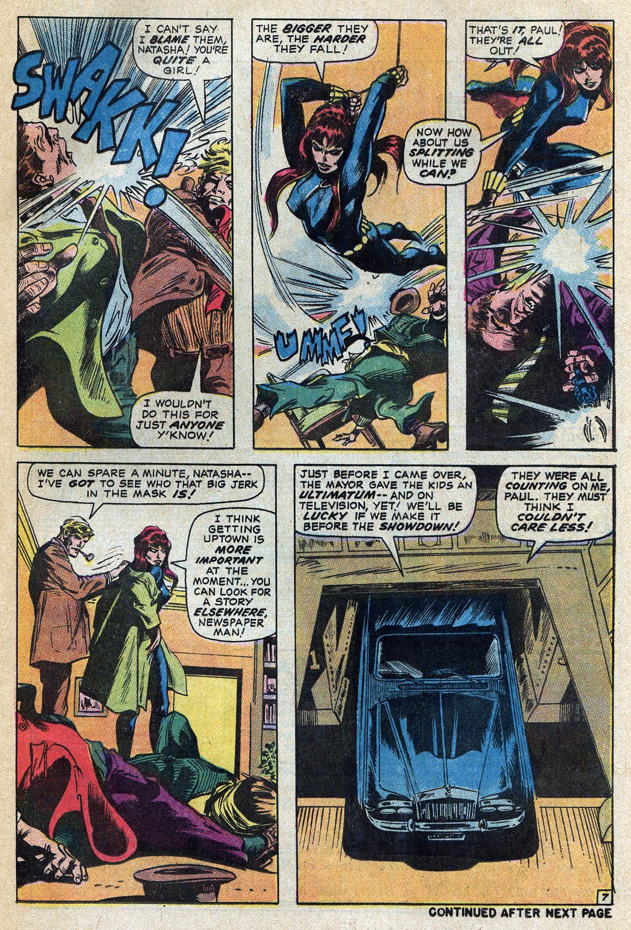 Read online Amazing Adventures (1970) comic -  Issue #4 - 25