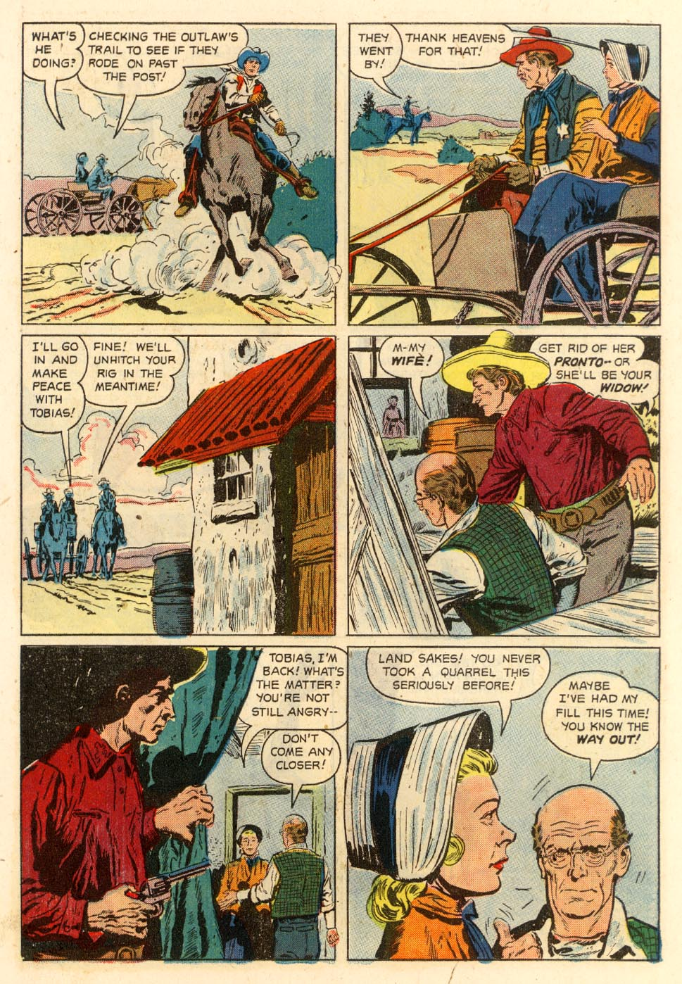 Four Color Comics issue 768 - Page 26