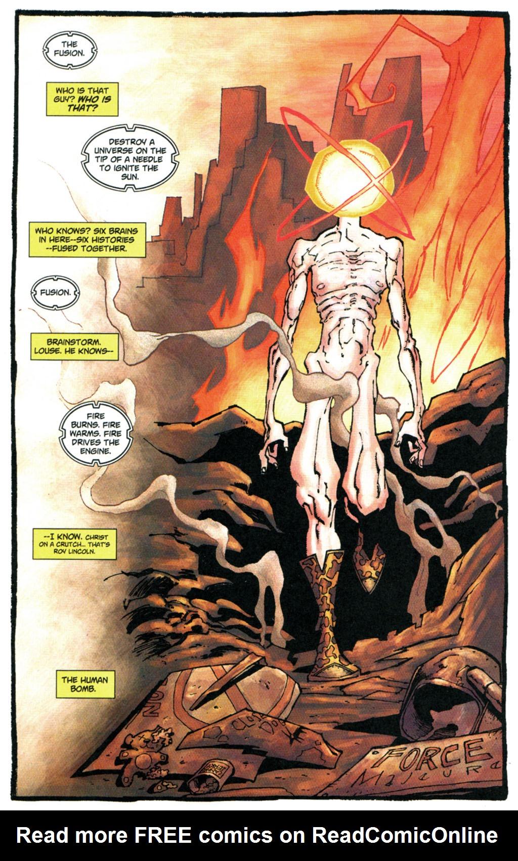 Read online Enginehead comic -  Issue #5 - 12