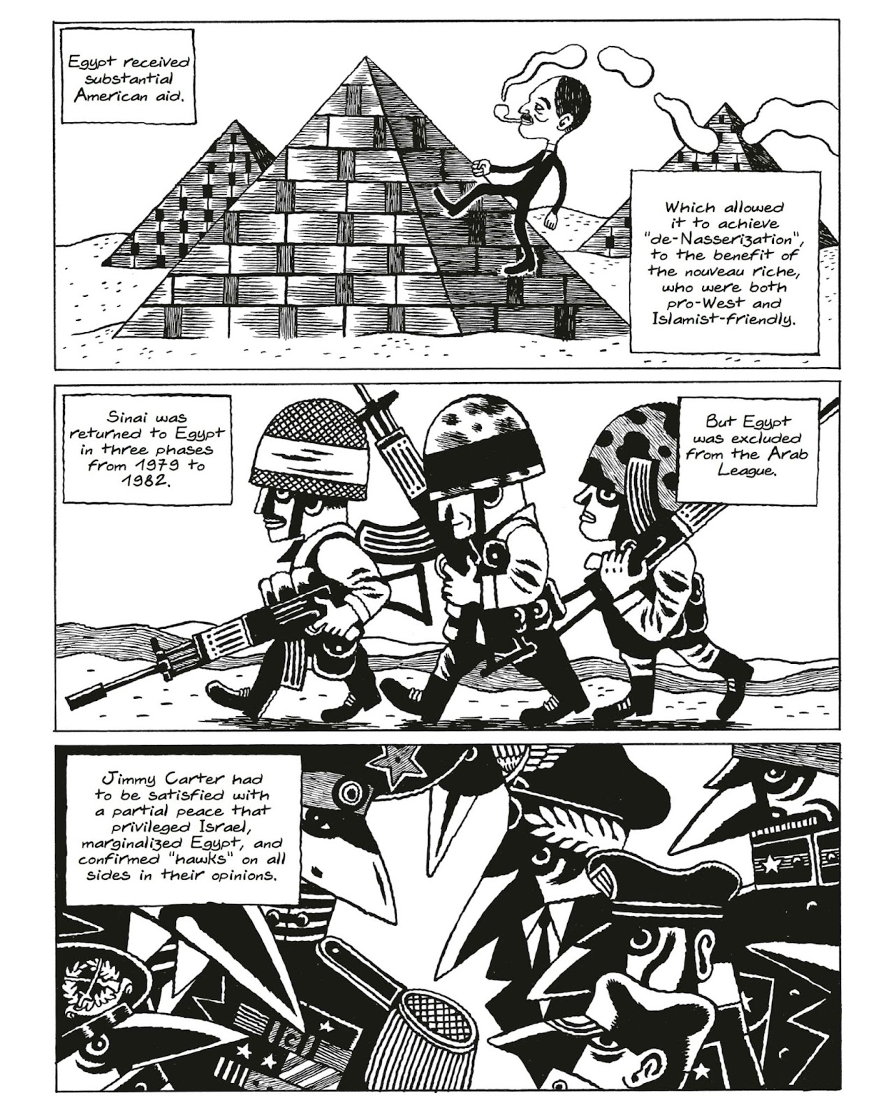 Best of Enemies: A History of US and Middle East Relations issue TPB_2 - Page 65