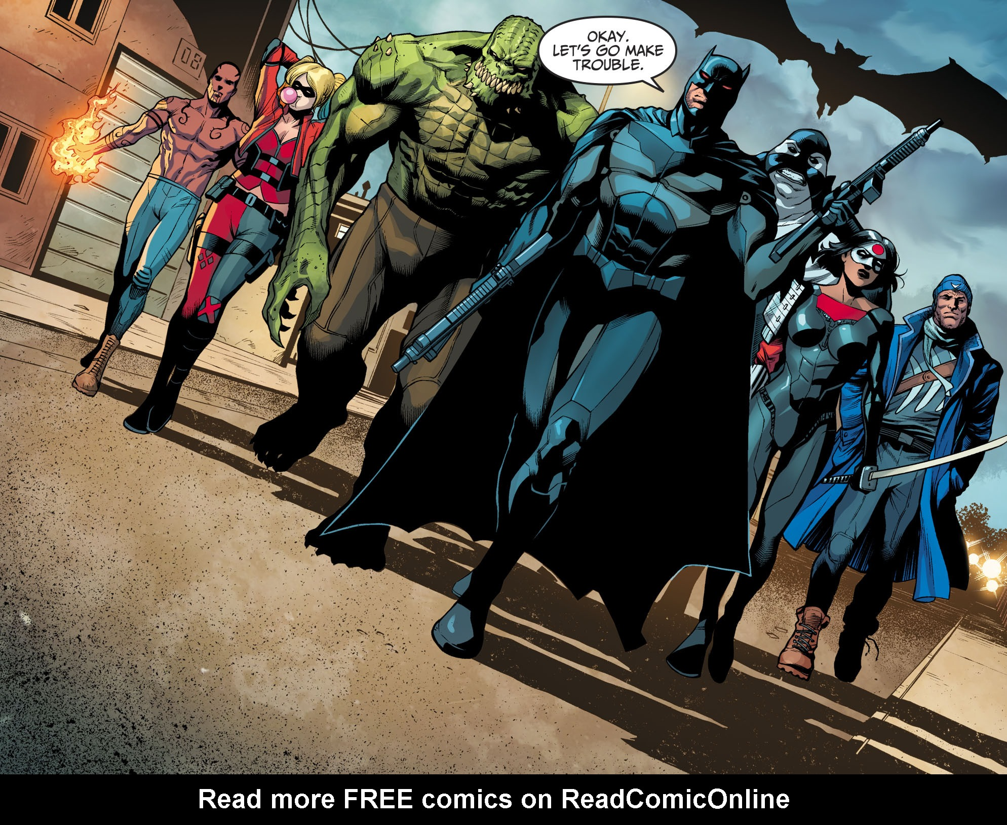 Read online Injustice 2 comic -  Issue #5 - 9