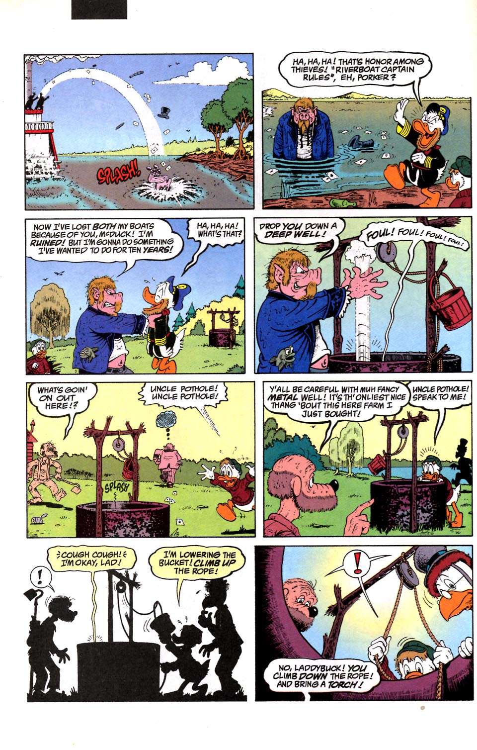 Read online Uncle Scrooge (1953) comic -  Issue #286 - 13
