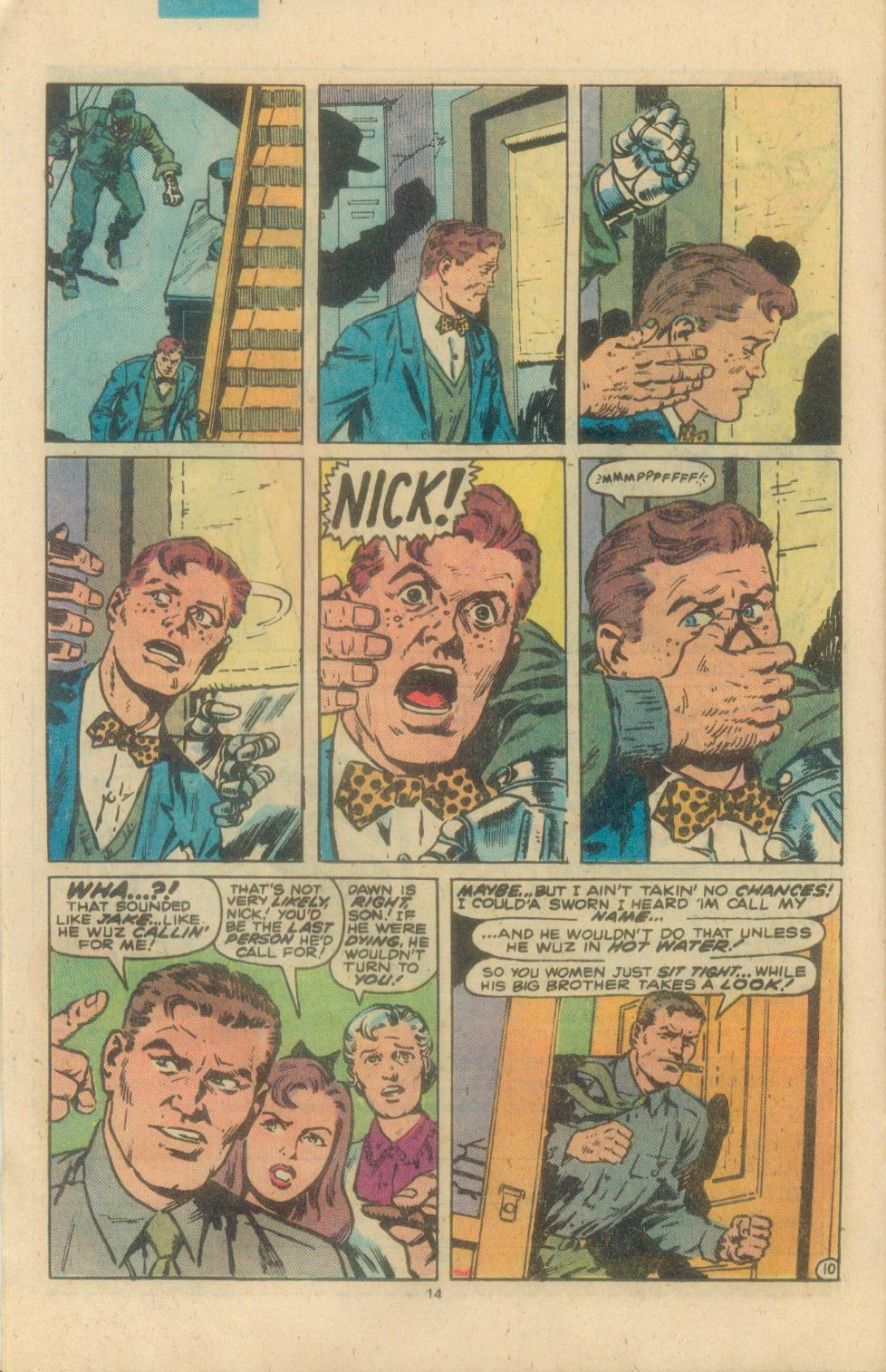 Read online Sgt. Fury comic -  Issue #162 - 16