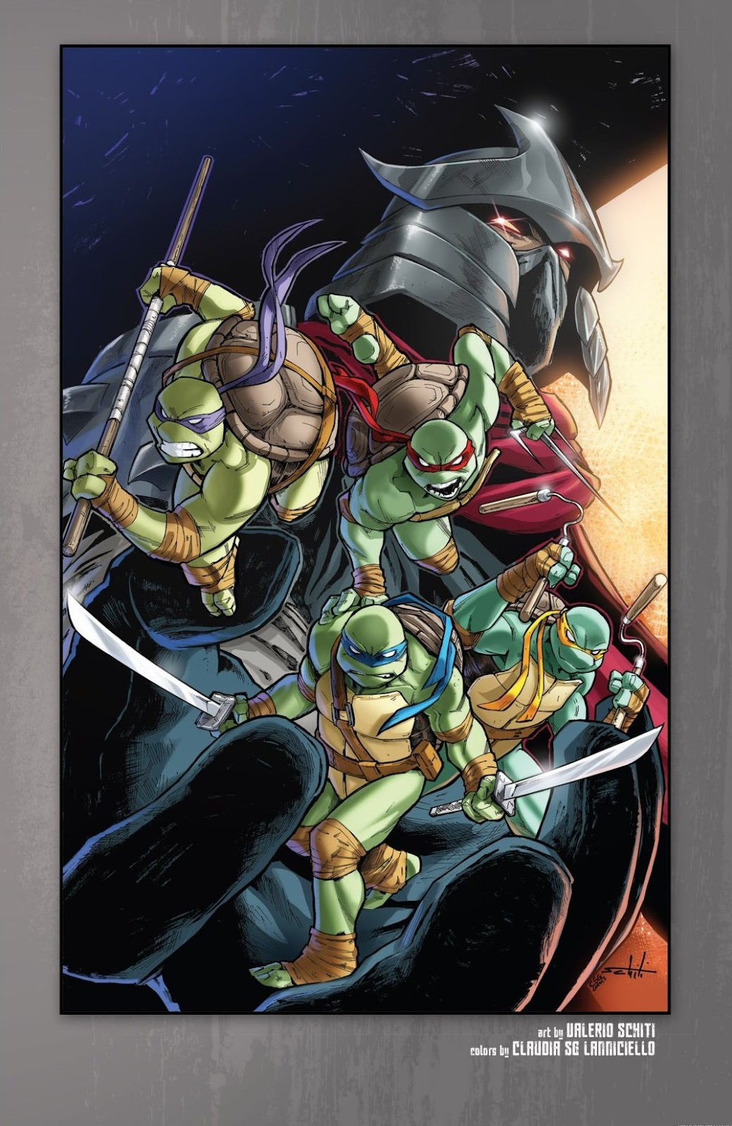 Read online Teenage Mutant Ninja Turtles: The IDW Collection comic -  Issue # TPB 6 (Part 2) - 69