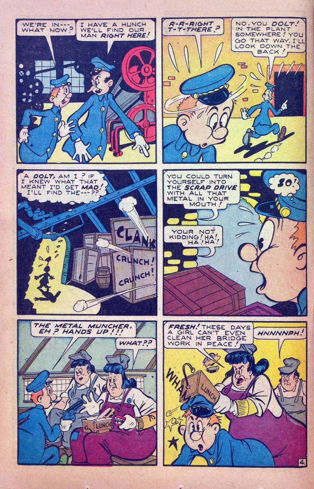 Read online Joker Comics comic -  Issue #18 - 14