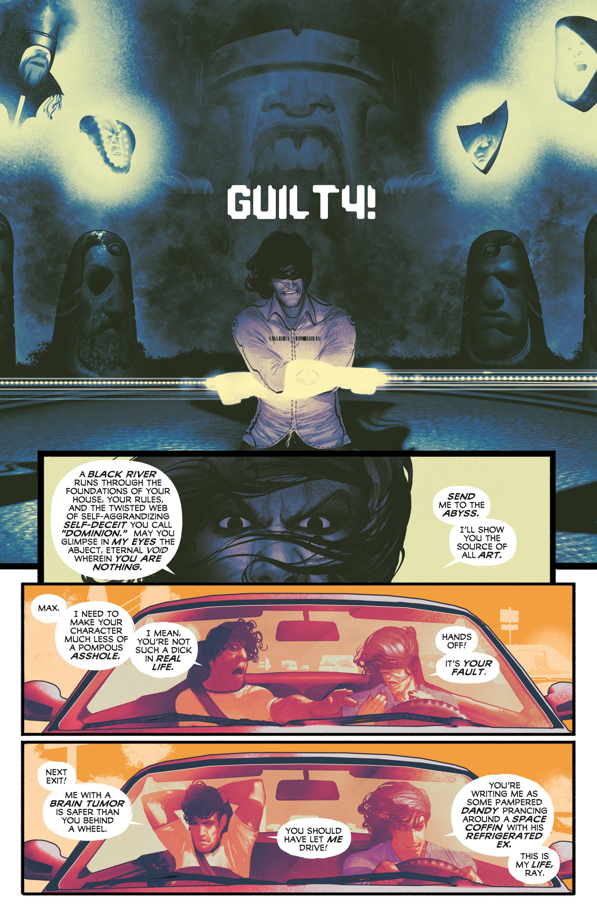 Read online Annihilator comic -  Issue #3 - 30