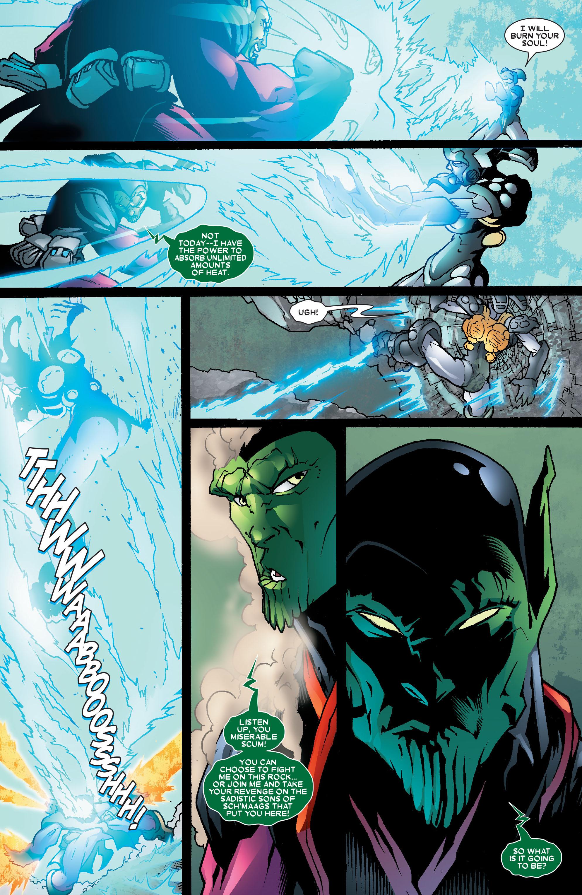 Read online Annihilation: Super-Skrull comic -  Issue #2 - 26
