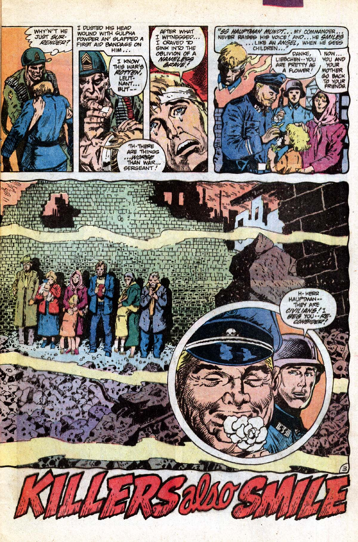 Read online Sgt. Rock comic -  Issue #391 - 4
