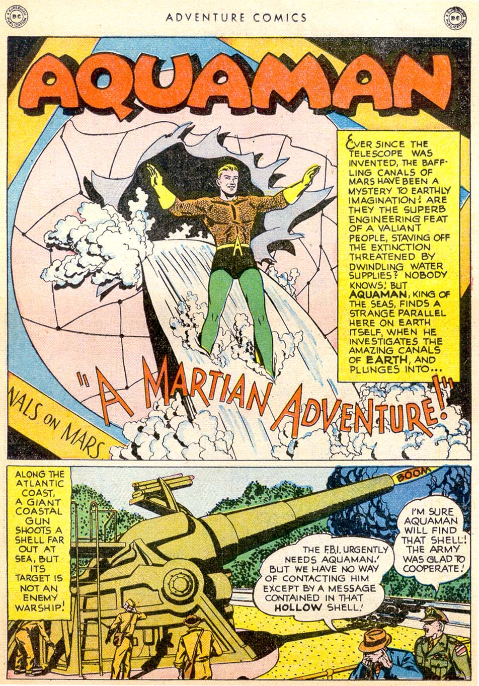 Read online Adventure Comics (1938) comic -  Issue #144 - 27
