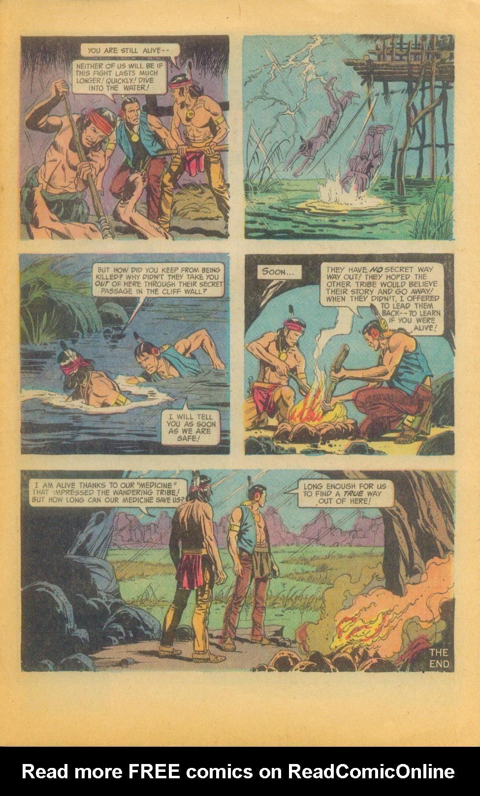 Read online Turok, Son of Stone comic -  Issue #82 - 33