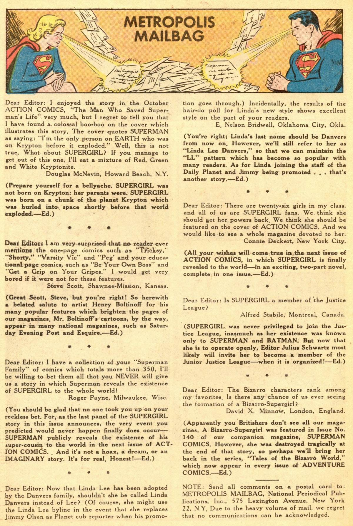 Read online Action Comics (1938) comic -  Issue #284 - 18