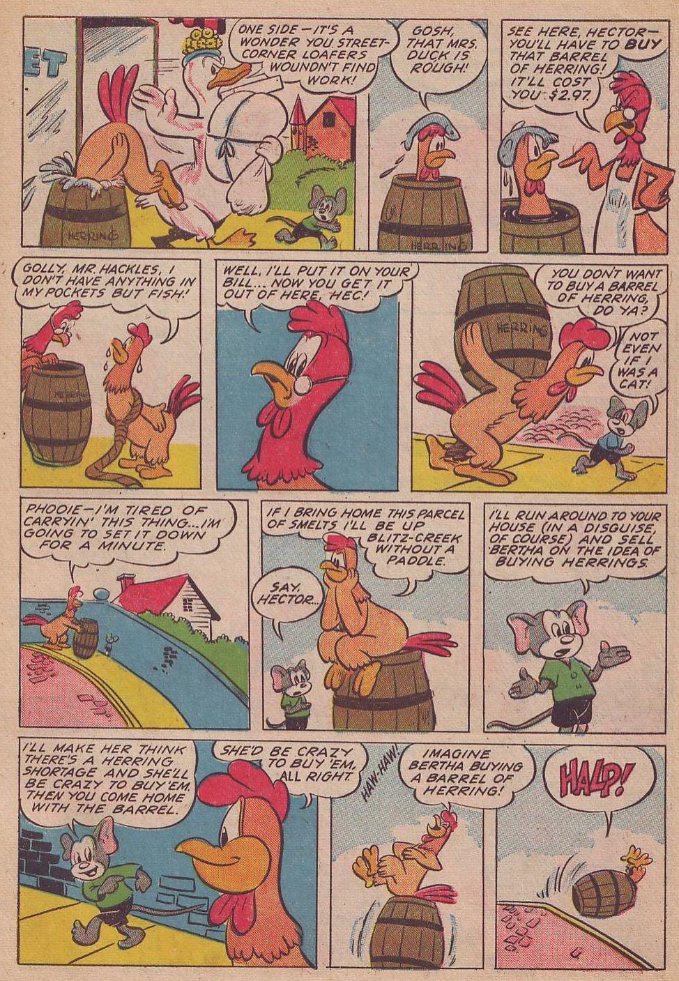Read online Animal Comics comic -  Issue #17 - 31