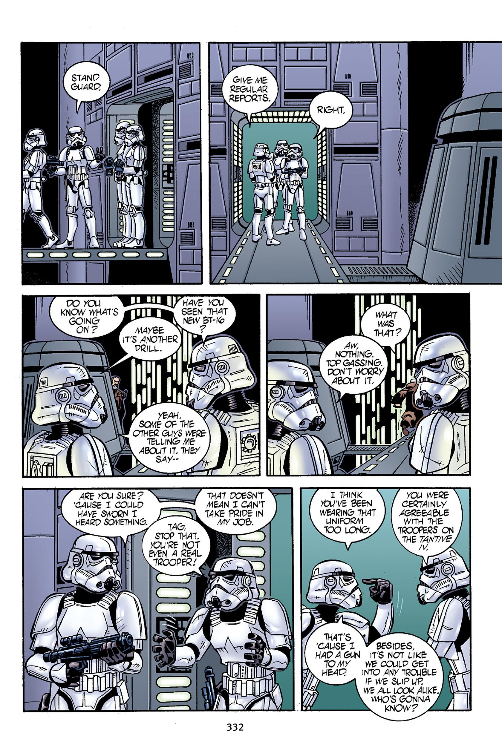 Read online Star Wars Omnibus comic -  Issue # Vol. 30 - 328