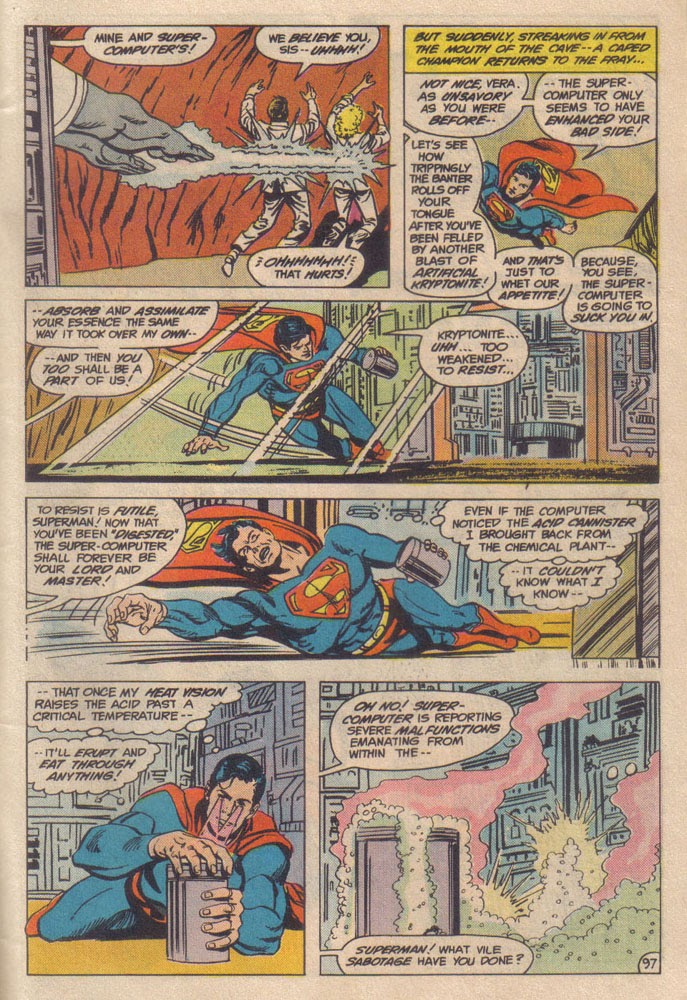 Read online Superman III comic -  Issue # Full - 49