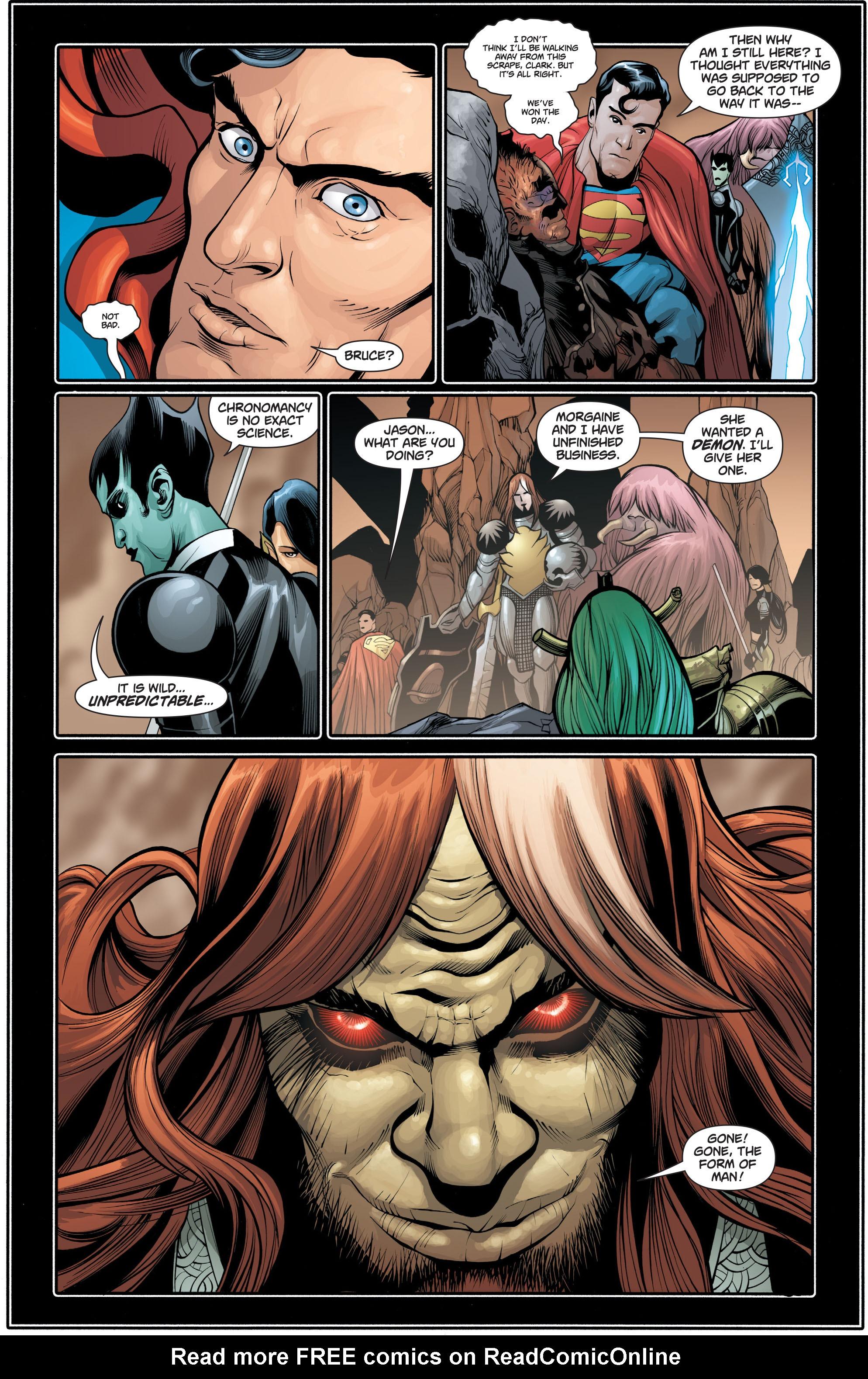 Comic Superman/Batman issue 89