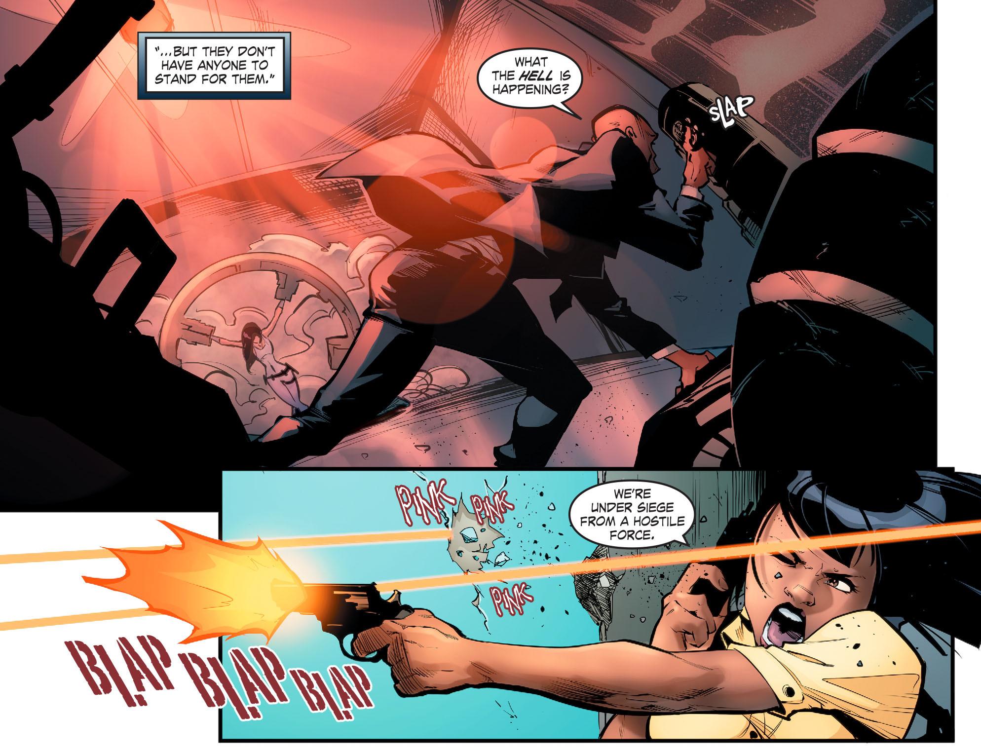 Read online Smallville: Season 11 comic -  Issue #65 - 5