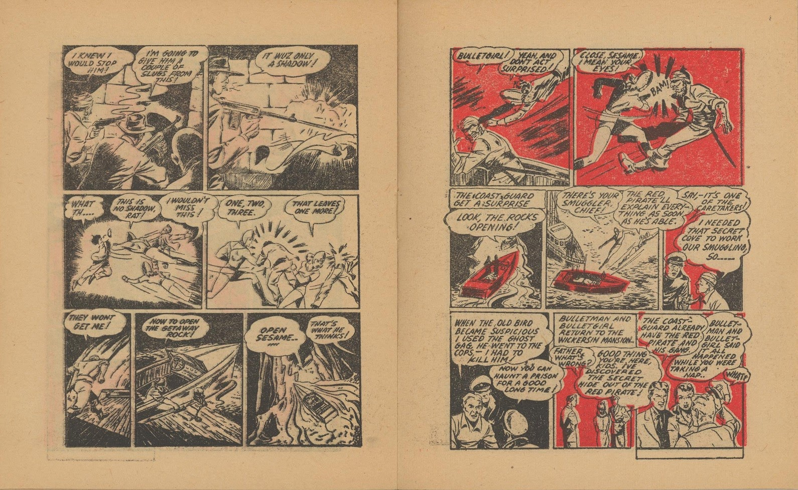 Bulletman issue 11 - Page 12