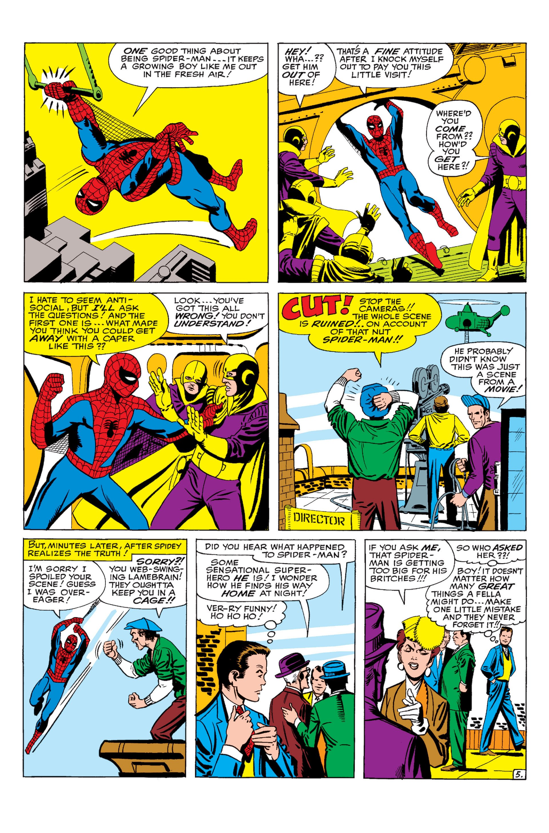 The Amazing Spider-Man (1963) 17 Page 5