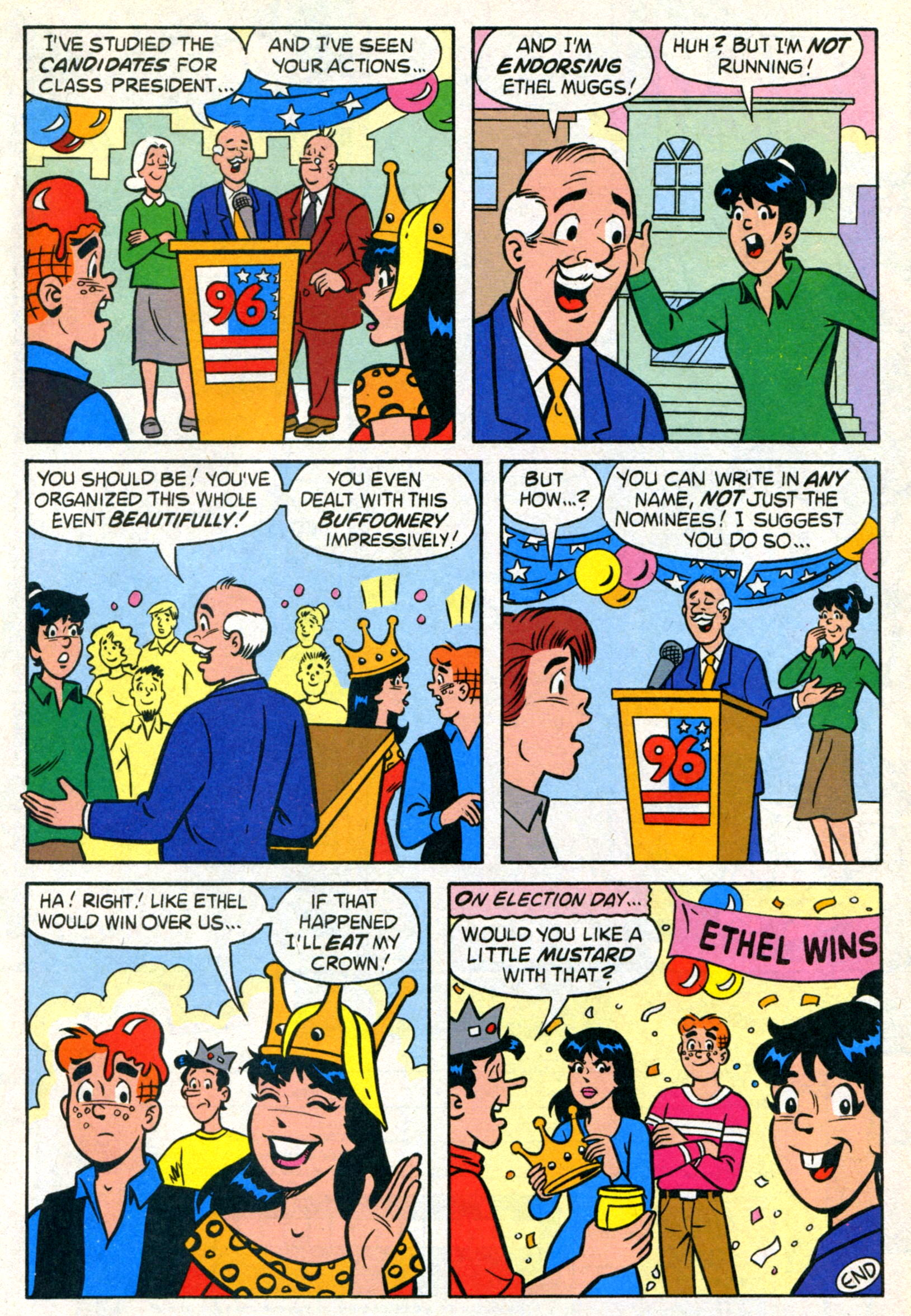 Read online World of Archie comic -  Issue #21 - 15