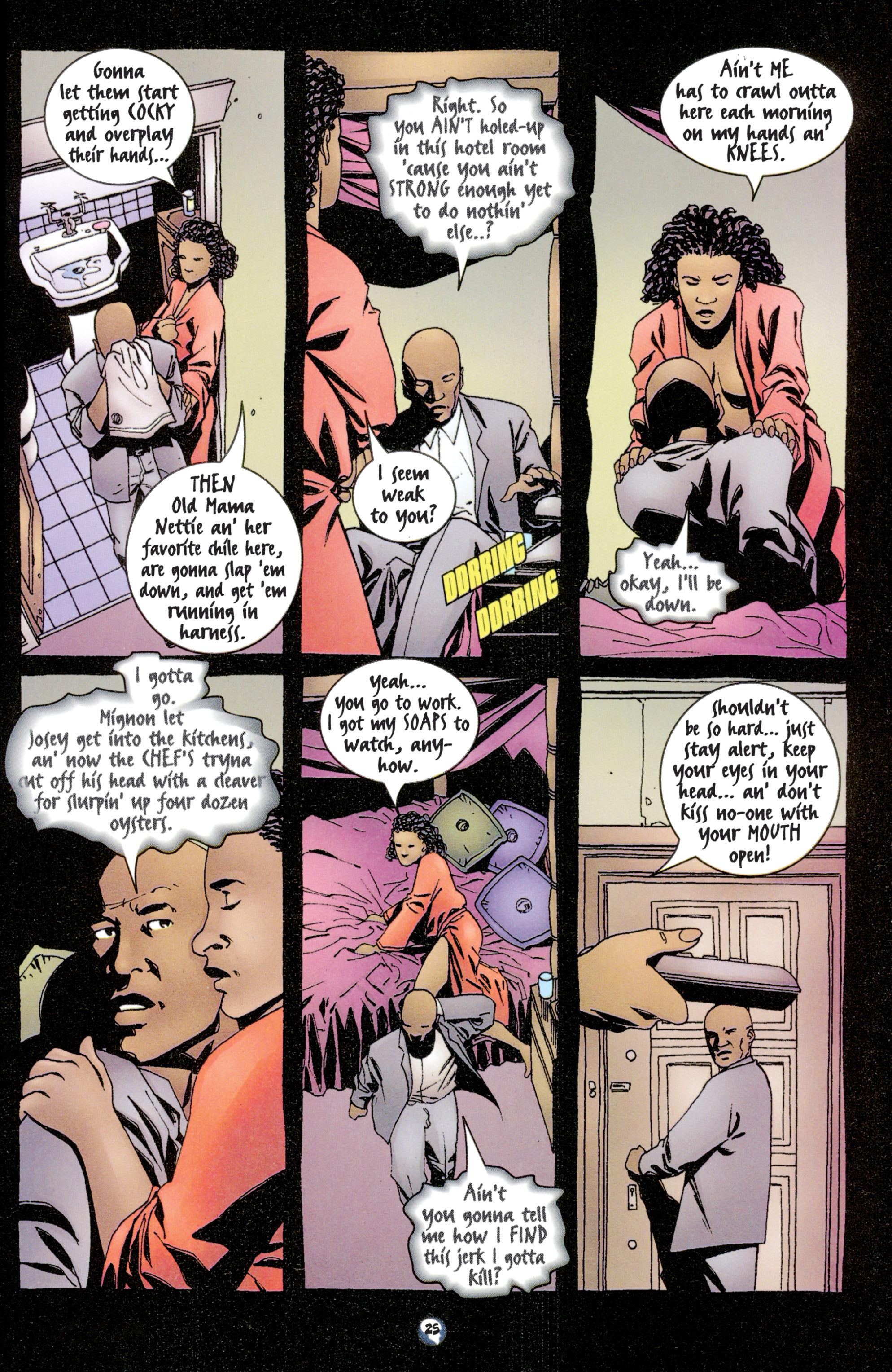 Read online Shadowman (1997) comic -  Issue #9 - 20