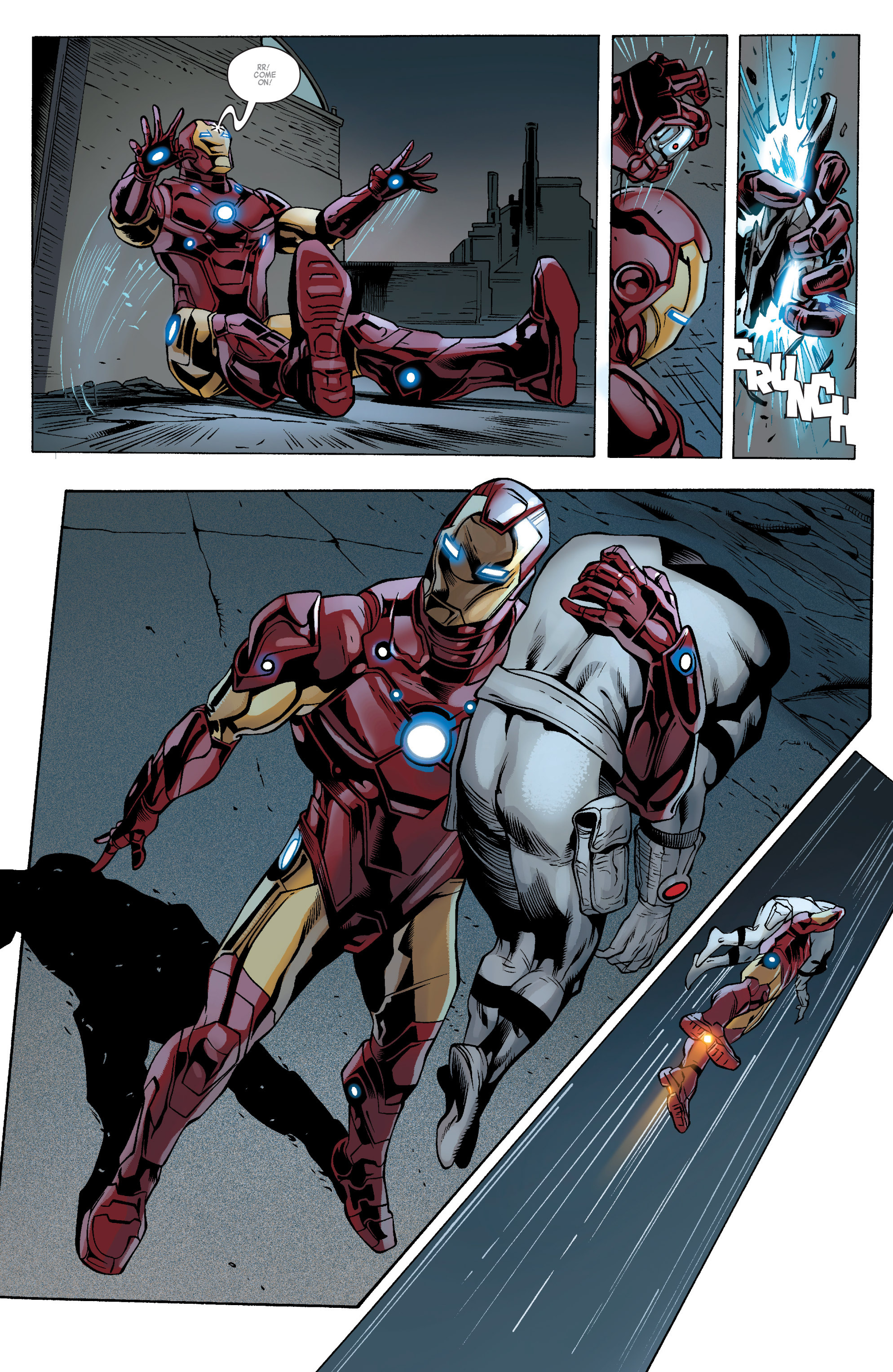 Read online Avengers (2010) comic -  Issue #21 - 13