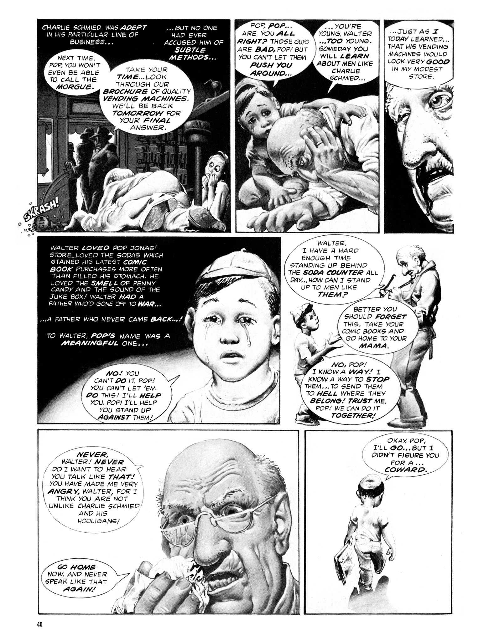 Read online Eerie Archives comic -  Issue # TPB 18 - 41